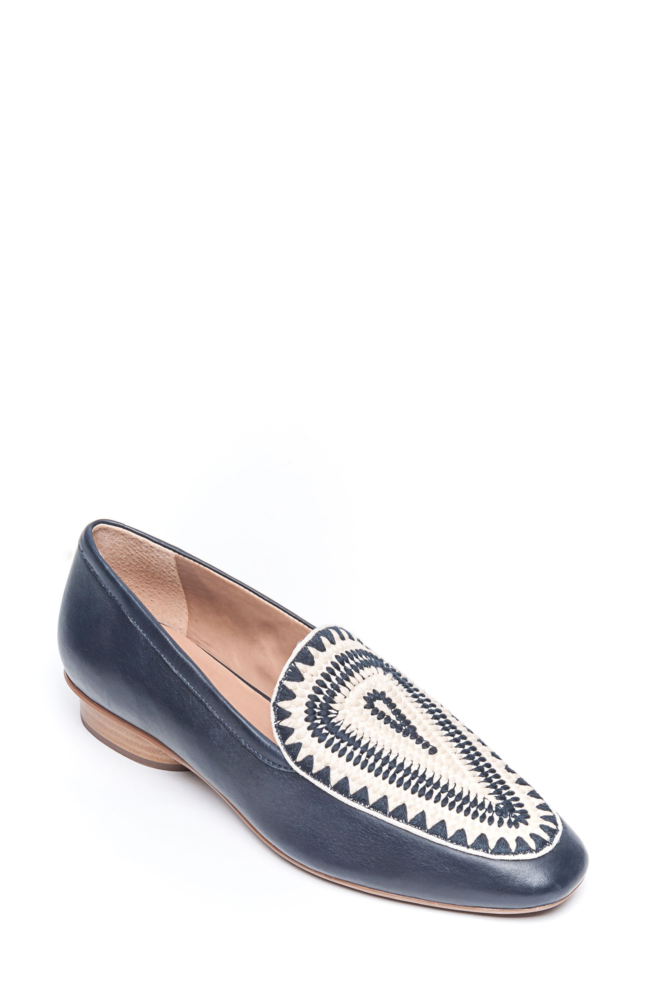 Bernardo Jace Loafer, Blue