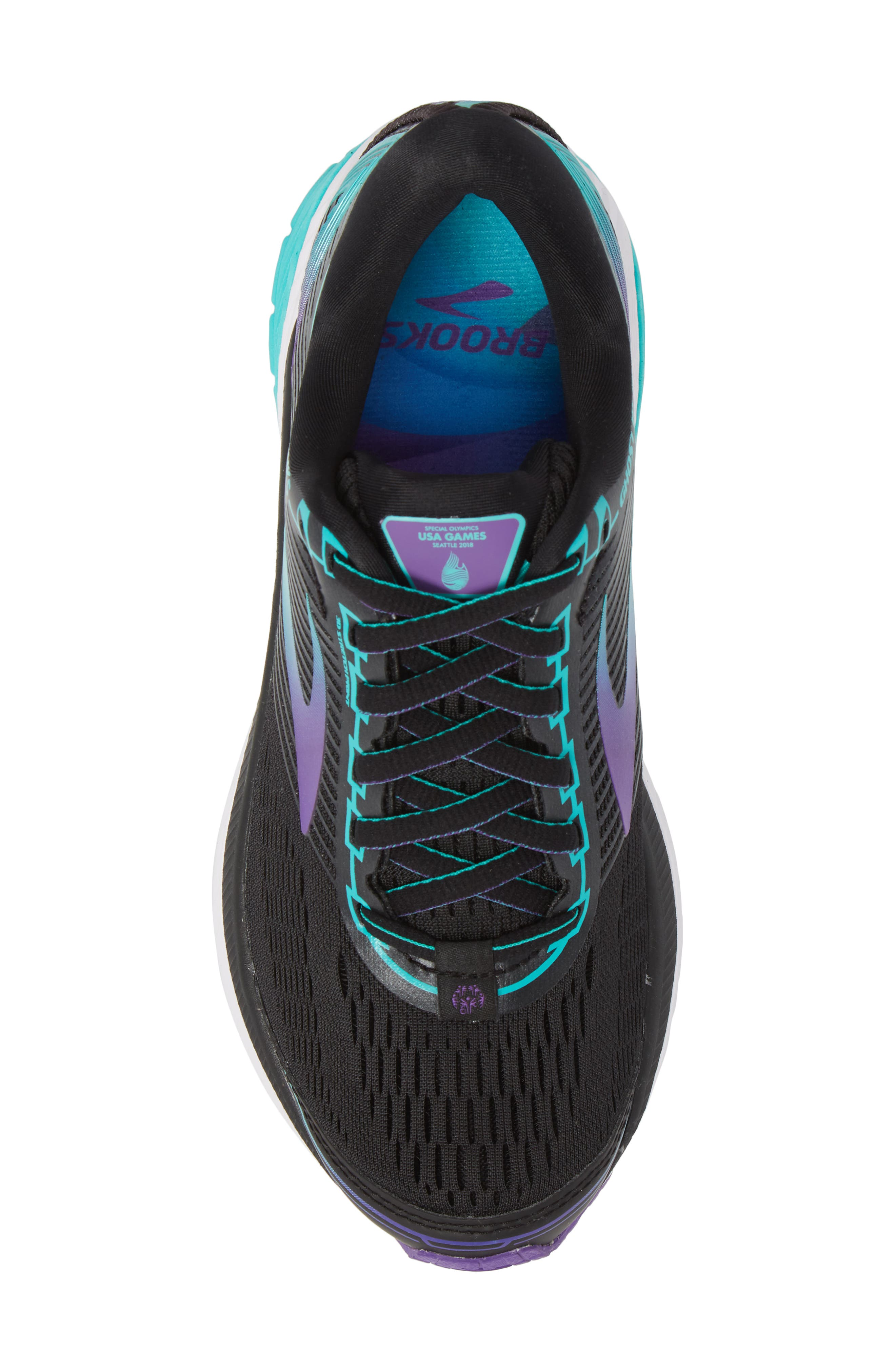 Ghost 10 Running Shoe,                             Alternate thumbnail 5, color,                             002