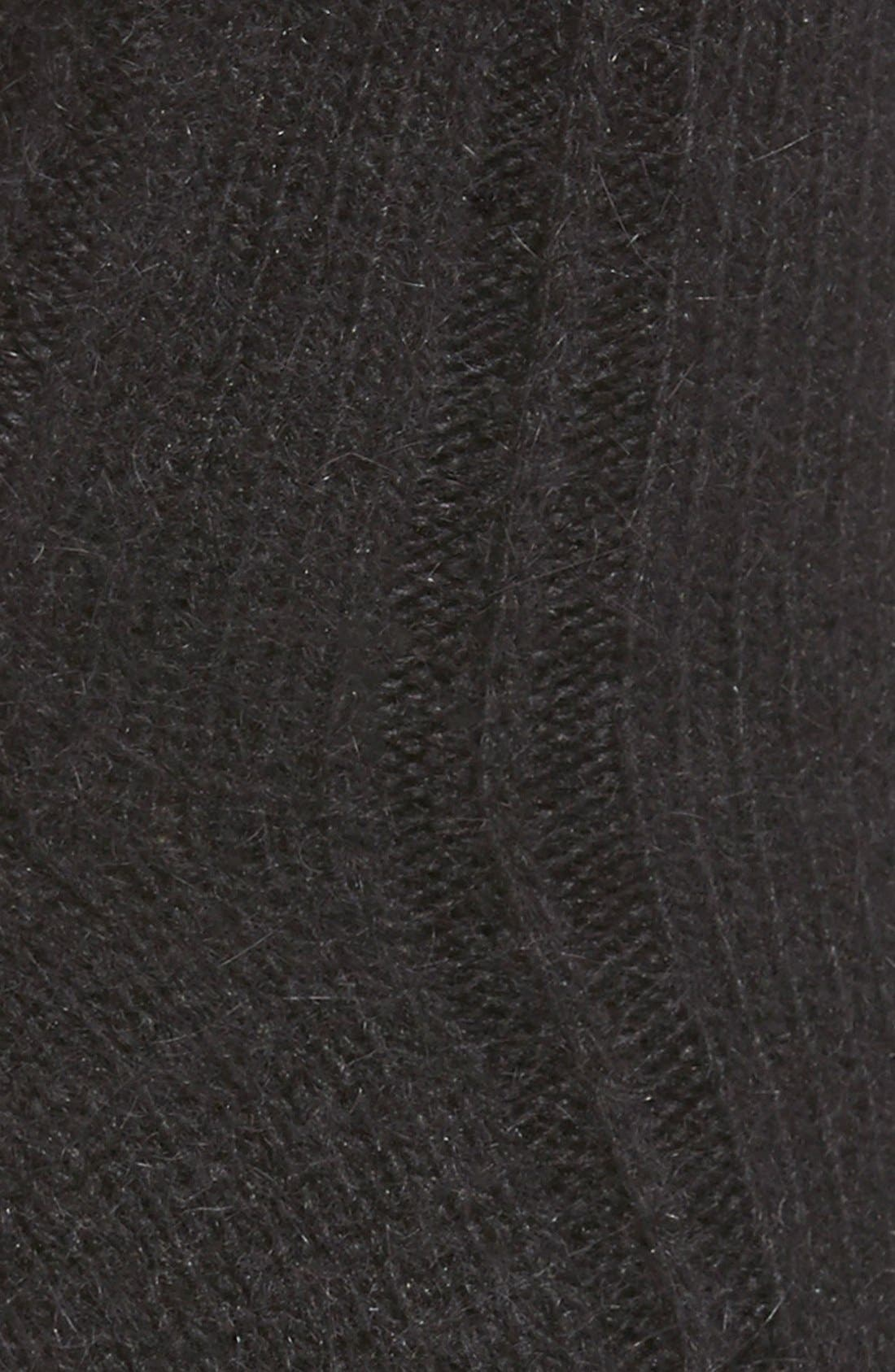 FALKE,                             Knit Bed Socks,                             Alternate thumbnail 2, color,                             008