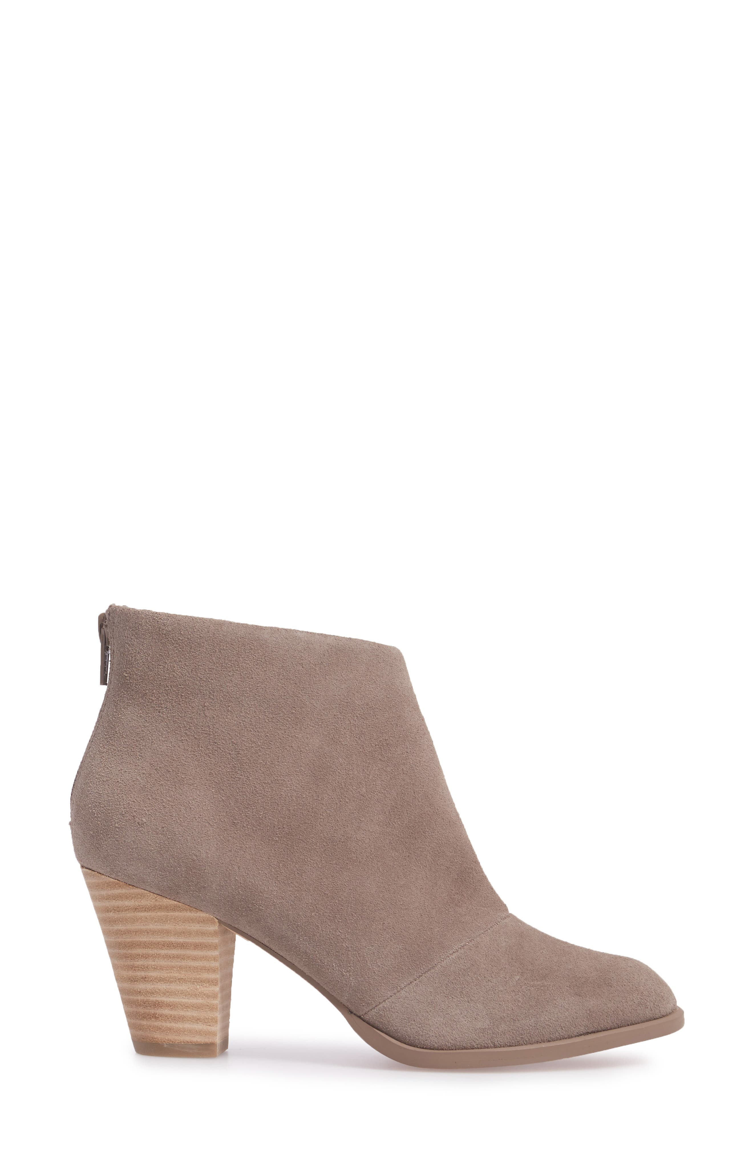 'Devyn' Ankle Bootie,                             Alternate thumbnail 3, color,                             020
