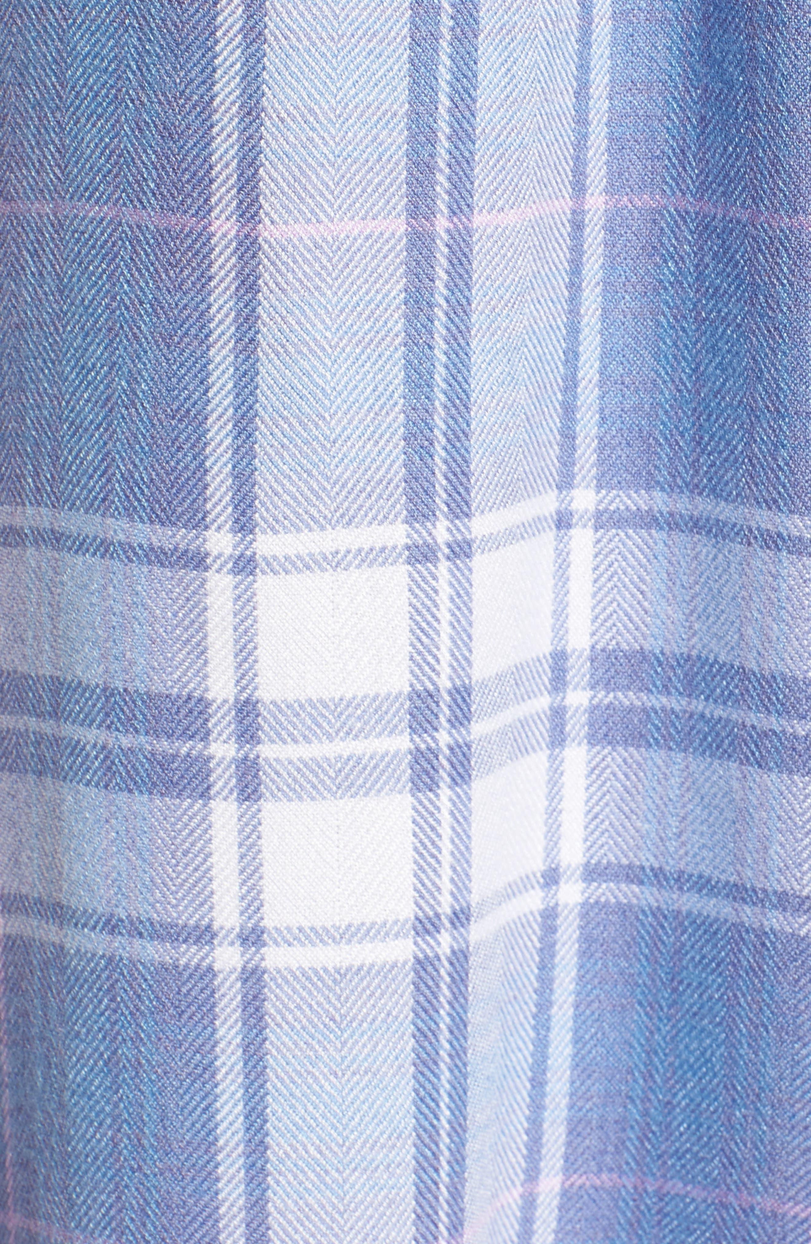 Hunter Plaid Shirt,                             Alternate thumbnail 655, color,