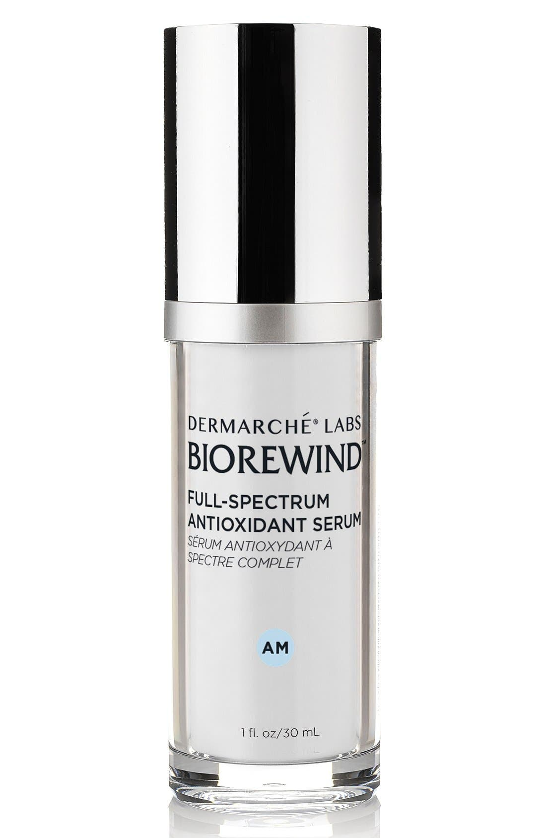 Dermarché<sup>®</sup> Labs 'BioRewind AM' Full-Spectrum Antioxidant Serum,                             Main thumbnail 1, color,                             NO COLOR