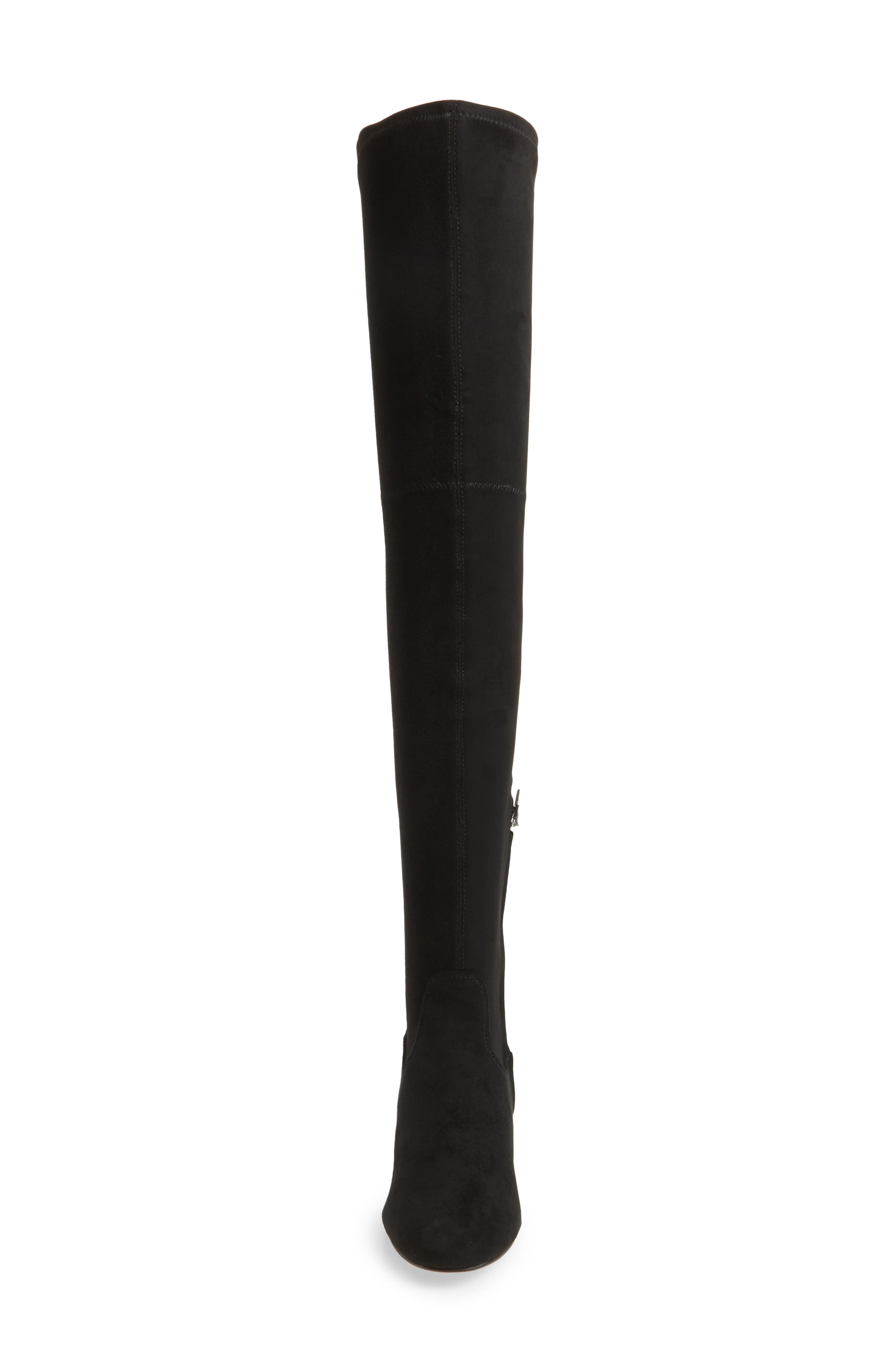 Jimmy Thigh High Boot,                             Alternate thumbnail 4, color,