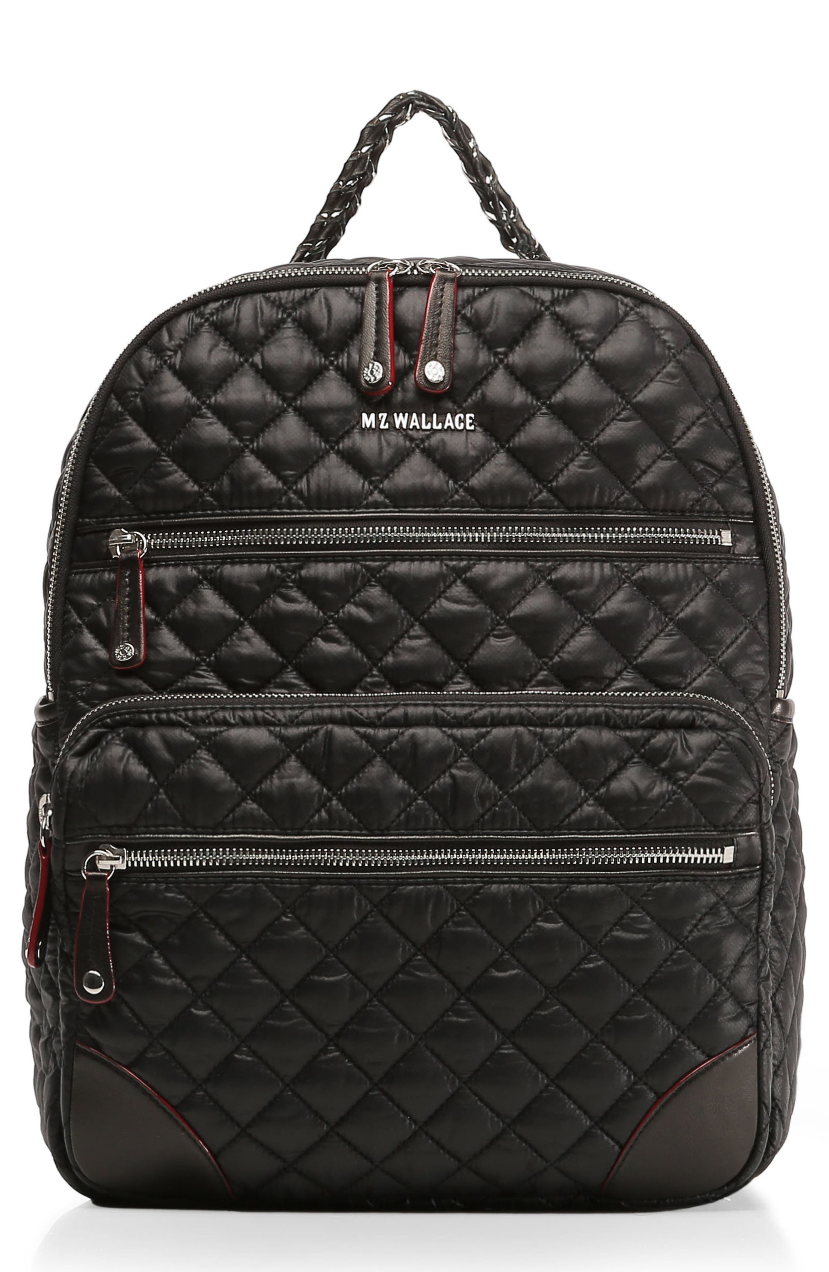 Crosby Backpack,                             Main thumbnail 1, color,                             BLACK
