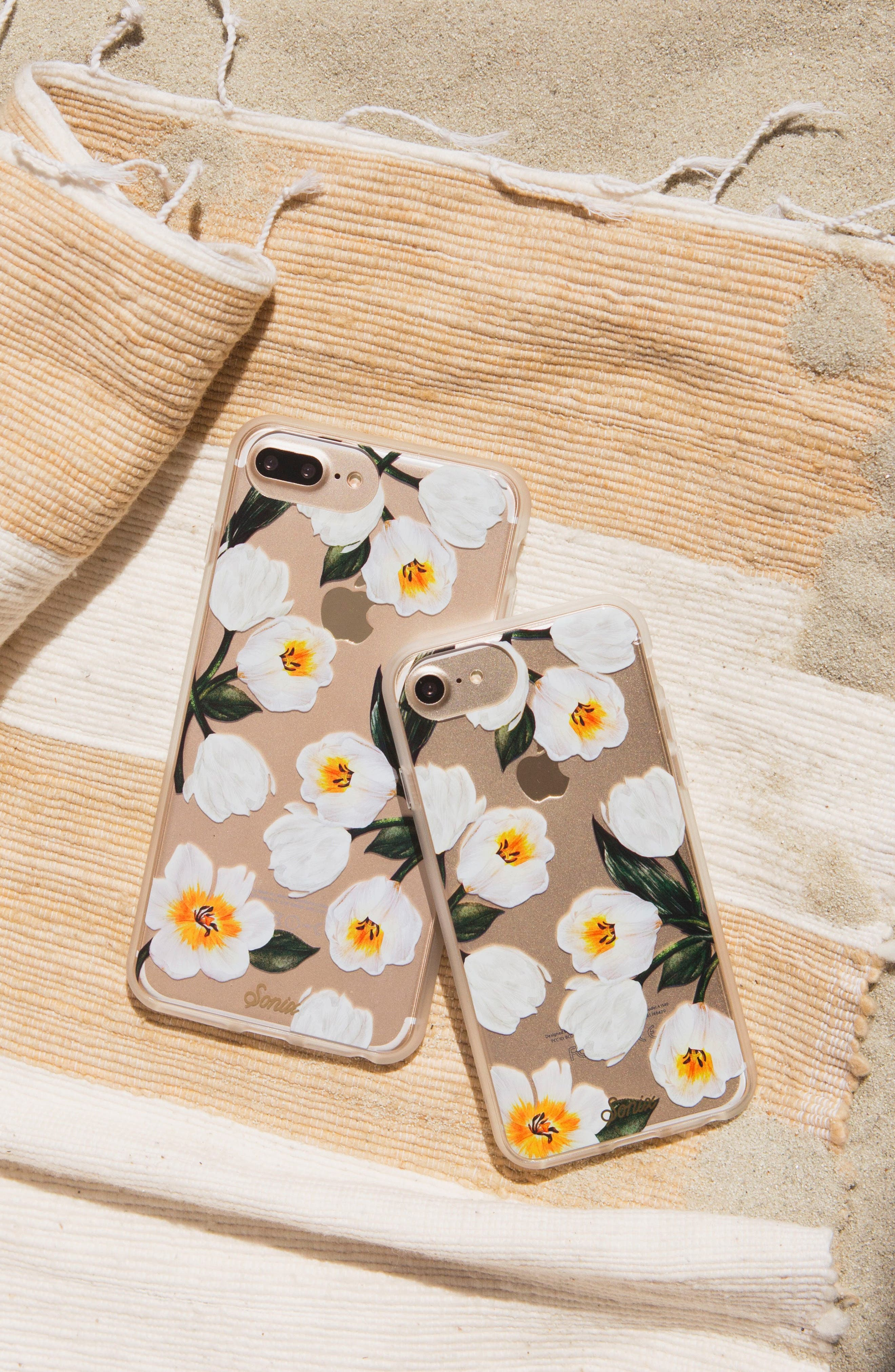 Tulip iPhone 6/6s/7/8 & 6/6s/7/8 Plus Case,                             Alternate thumbnail 3, color,                             100
