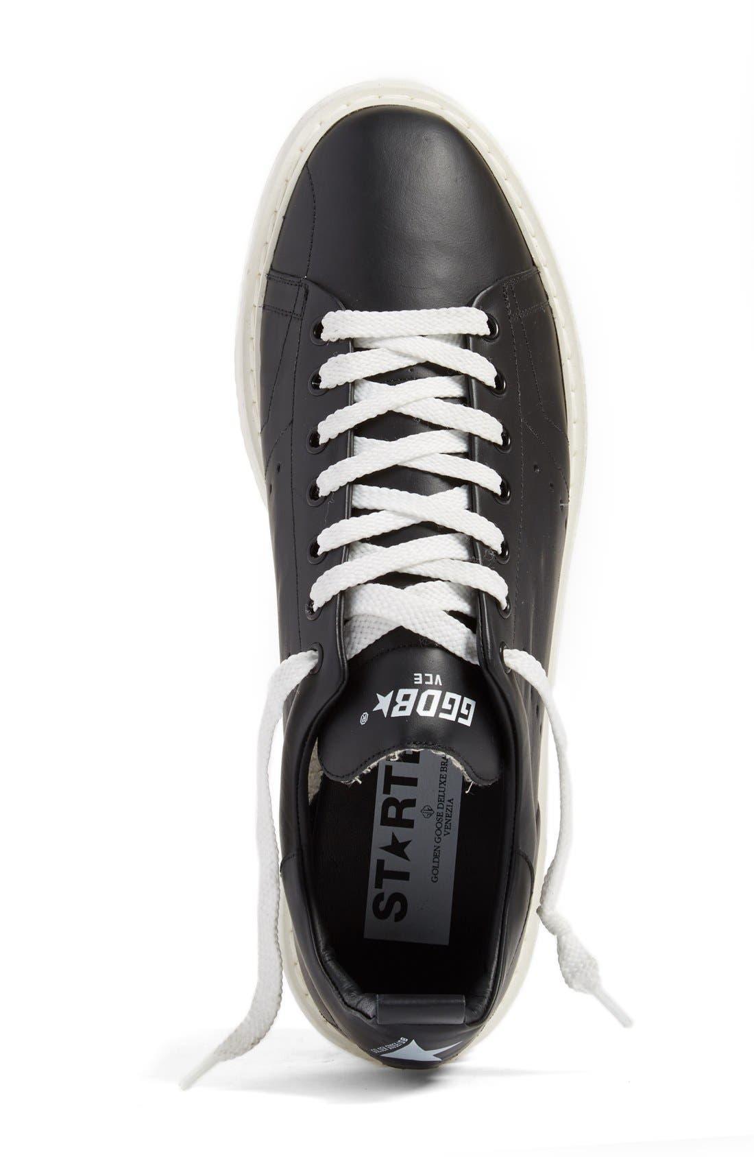 'Starter' Sneaker,                             Alternate thumbnail 3, color,                             001