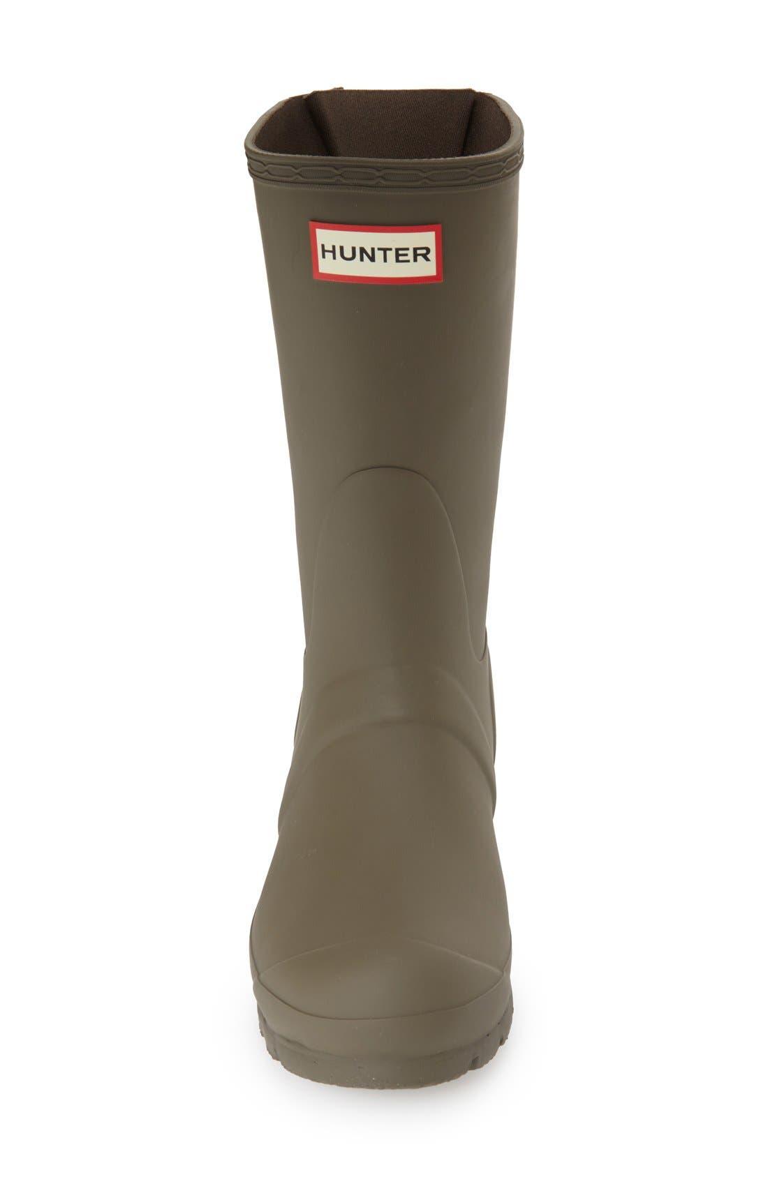 Original Short Back Adjustable Rain Boot,                             Alternate thumbnail 35, color,