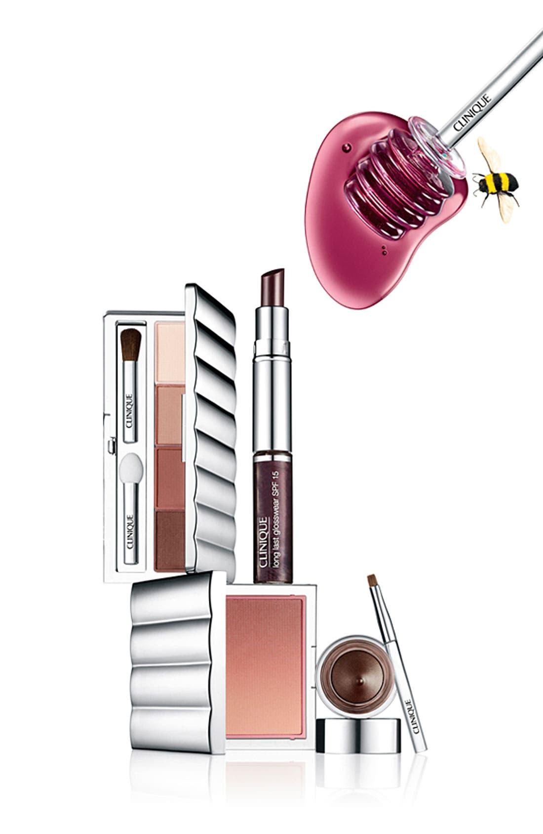 'Black Honey' Dual Ended Almost Lipstick & Long Last Glosswear SPF 15,                             Alternate thumbnail 2, color,                             200