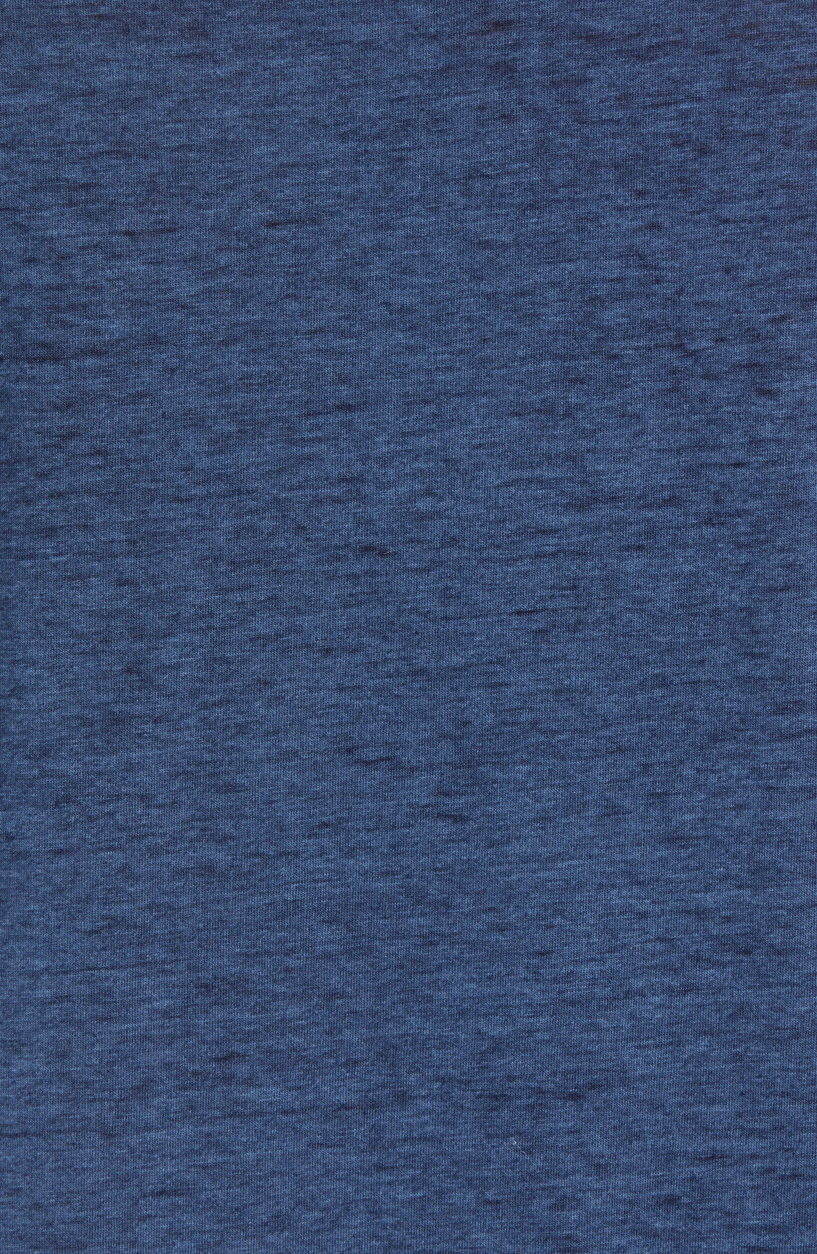 Burnout Long Sleeve T-Shirt,                             Alternate thumbnail 5, color,                             410