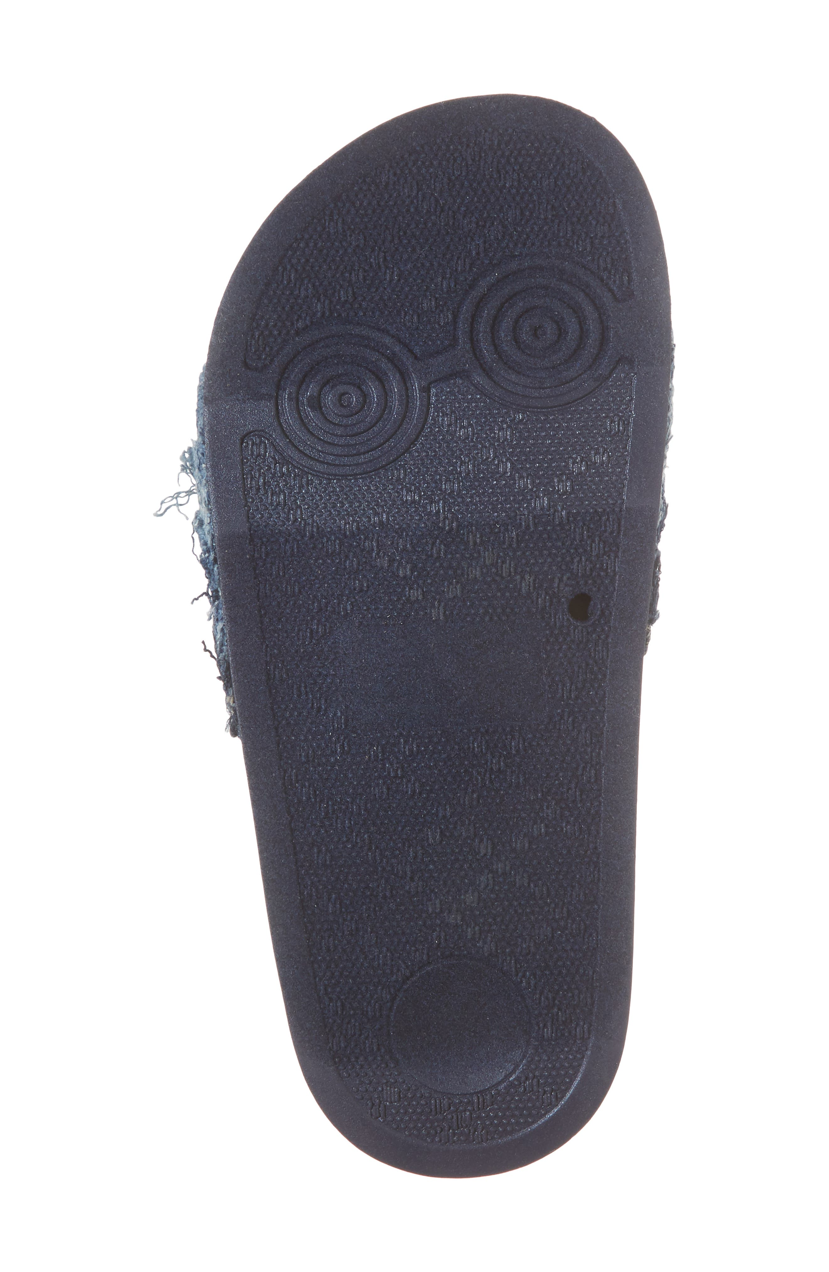 Reaction Kenneth Cole Shower Fray Slide Sandal,                             Alternate thumbnail 6, color,                             402