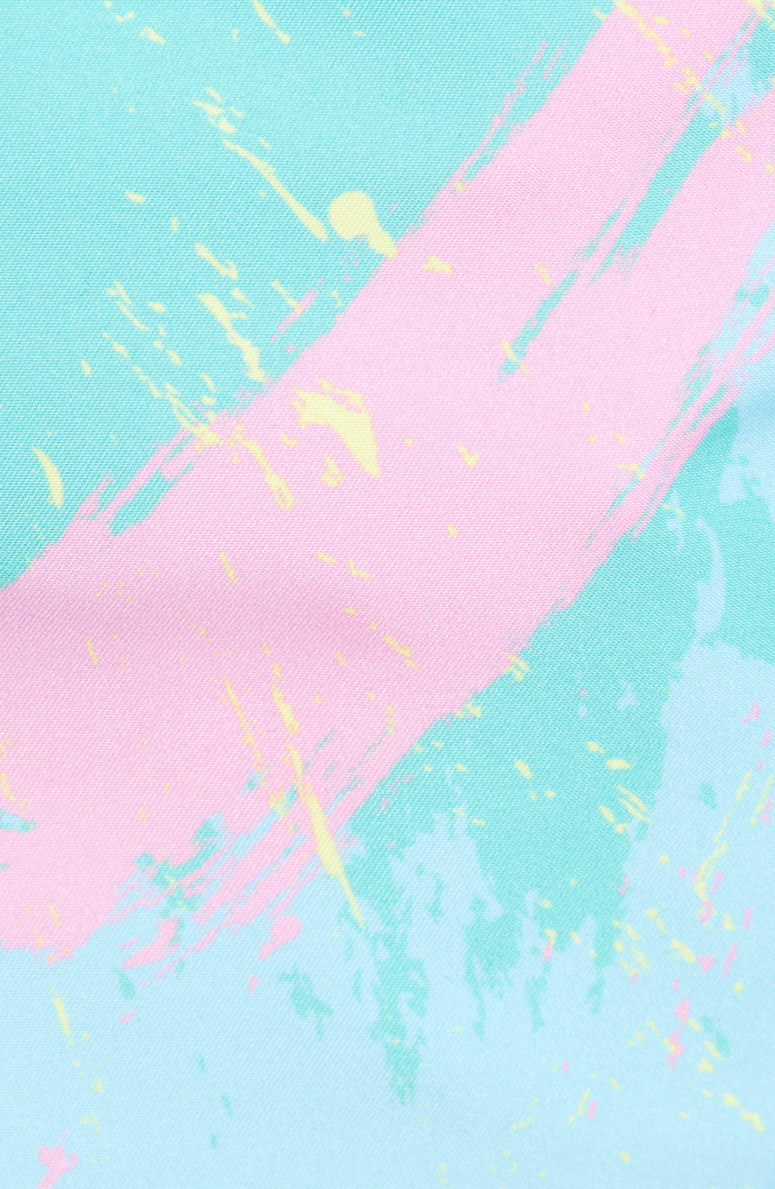 Malibu Swim Trunks,                             Alternate thumbnail 5, color,                             400