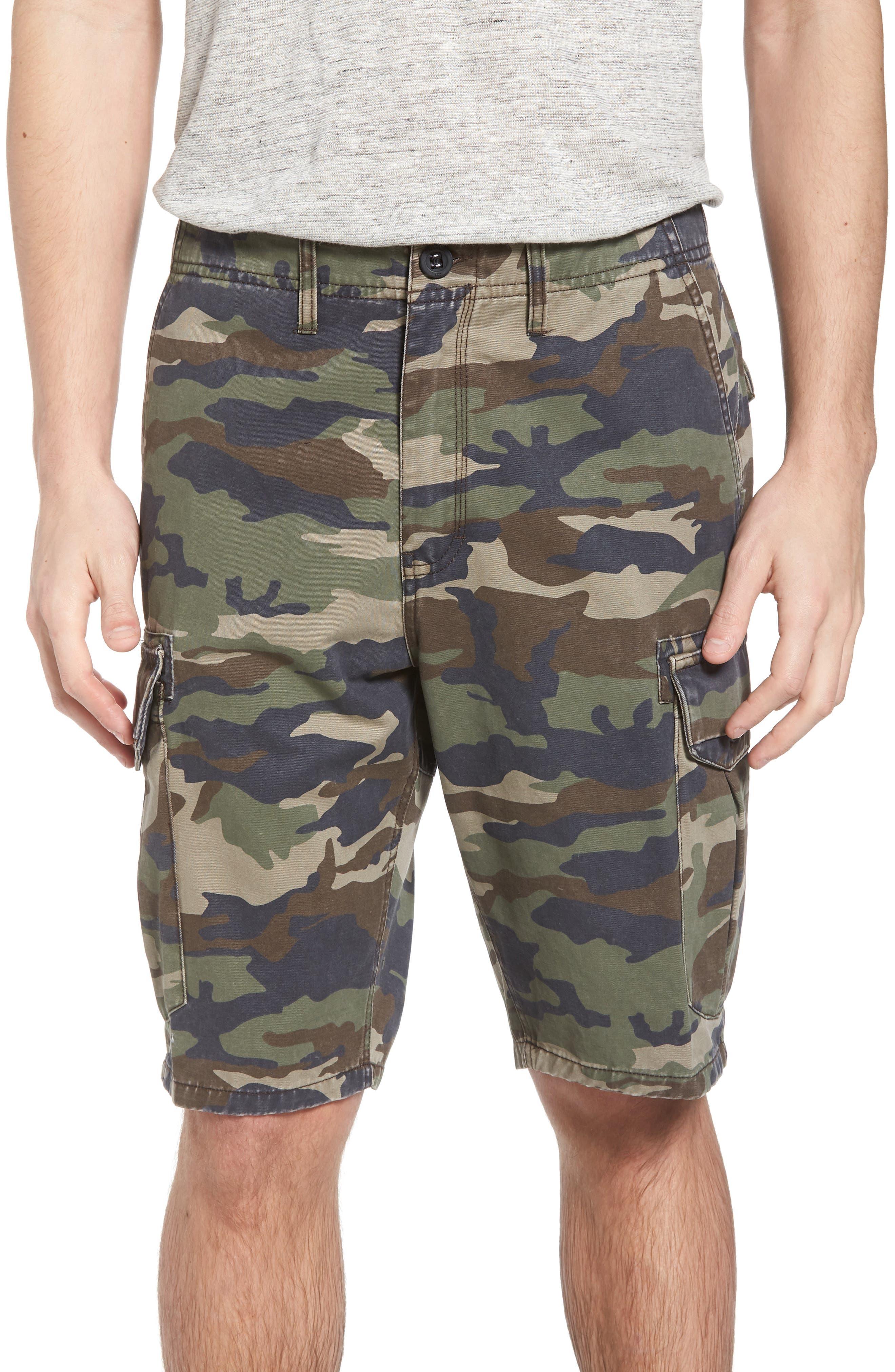 Campbell Cargo Shorts,                             Main thumbnail 2, color,
