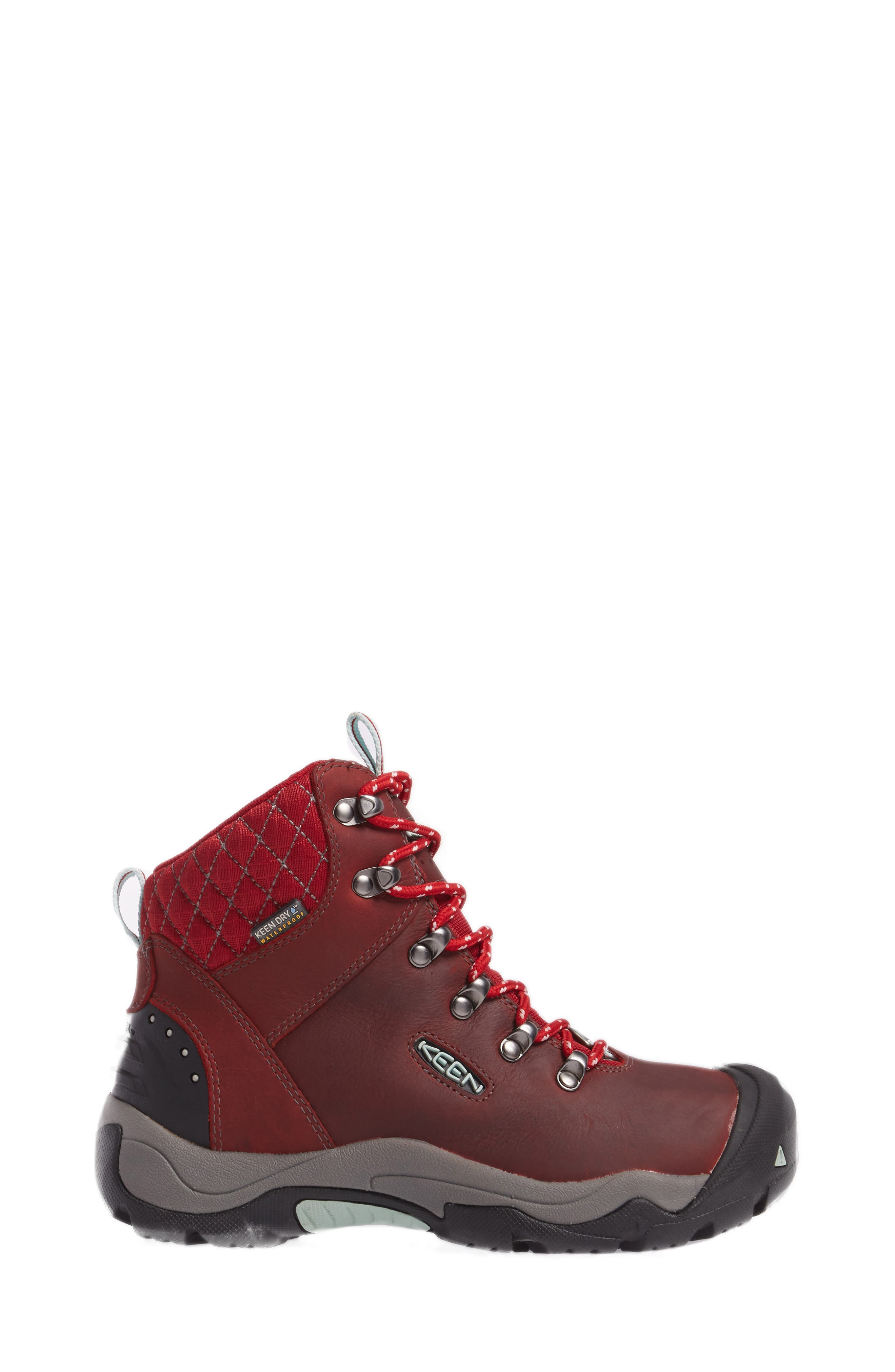 Revel III Waterproof Hiking Boot,                             Alternate thumbnail 6, color,