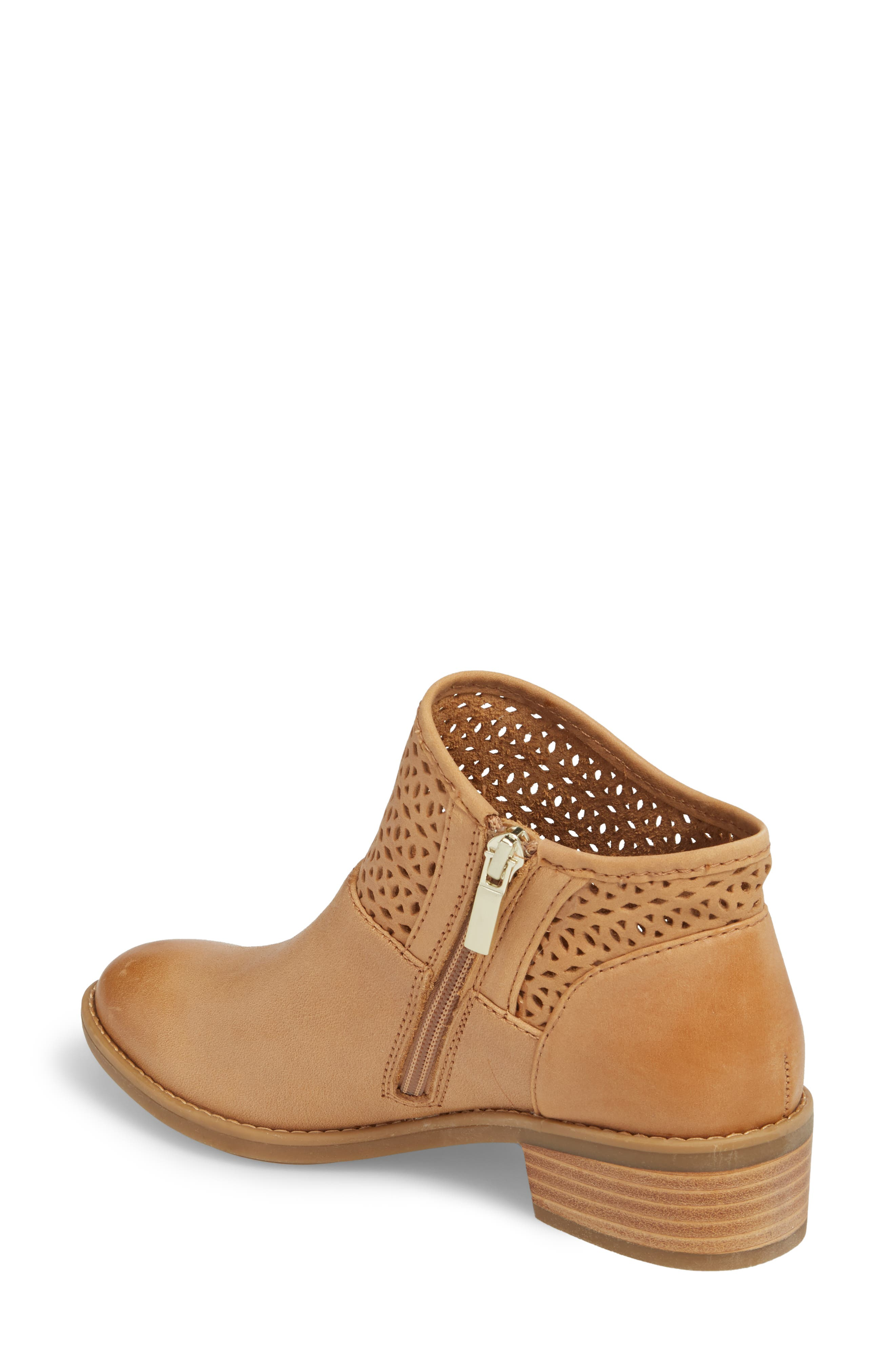 Caileen Bootie,                             Alternate thumbnail 2, color,                             NEW CARAMEL