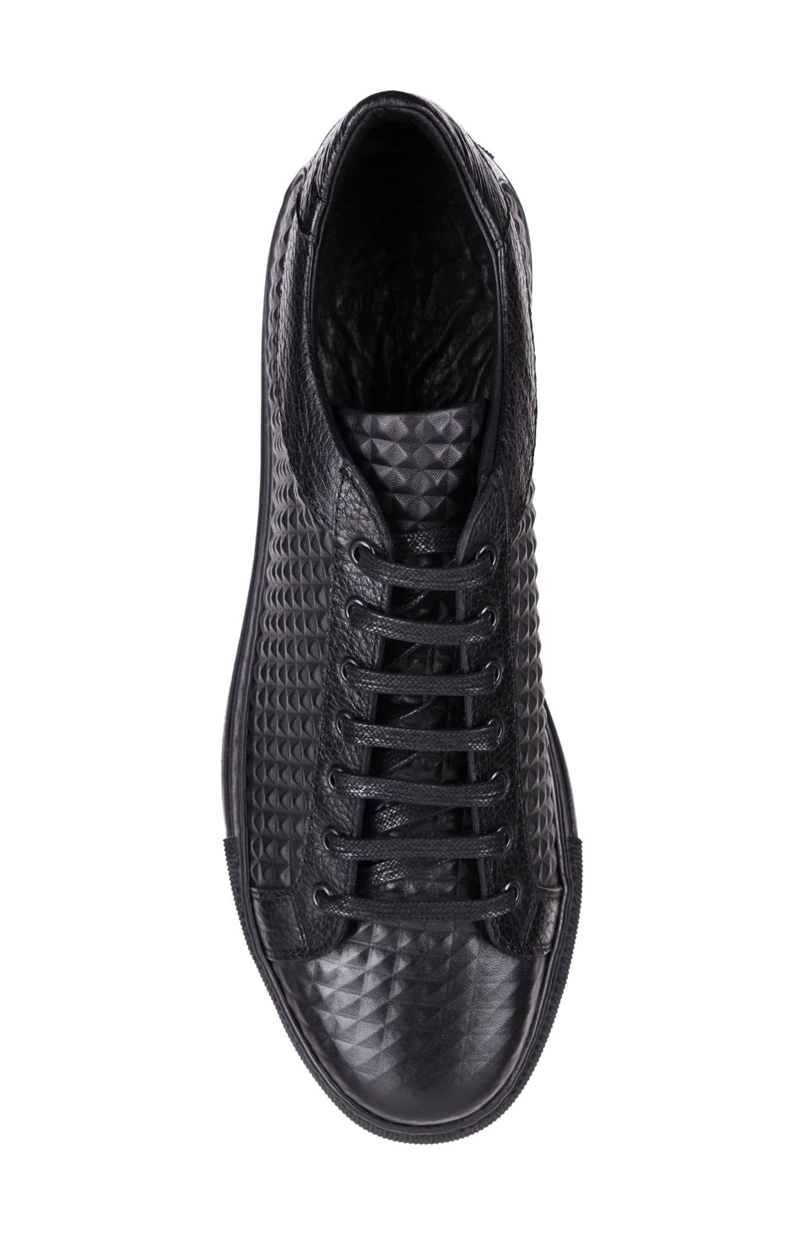 Scott Leather Sneaker,                             Alternate thumbnail 9, color,