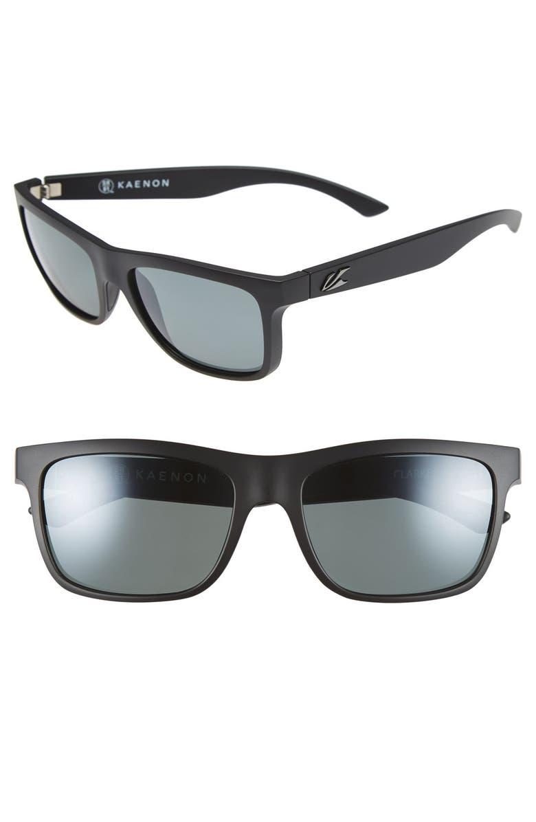2b84670735e Kaenon  Clarke  56mm Polarized Sunglasses