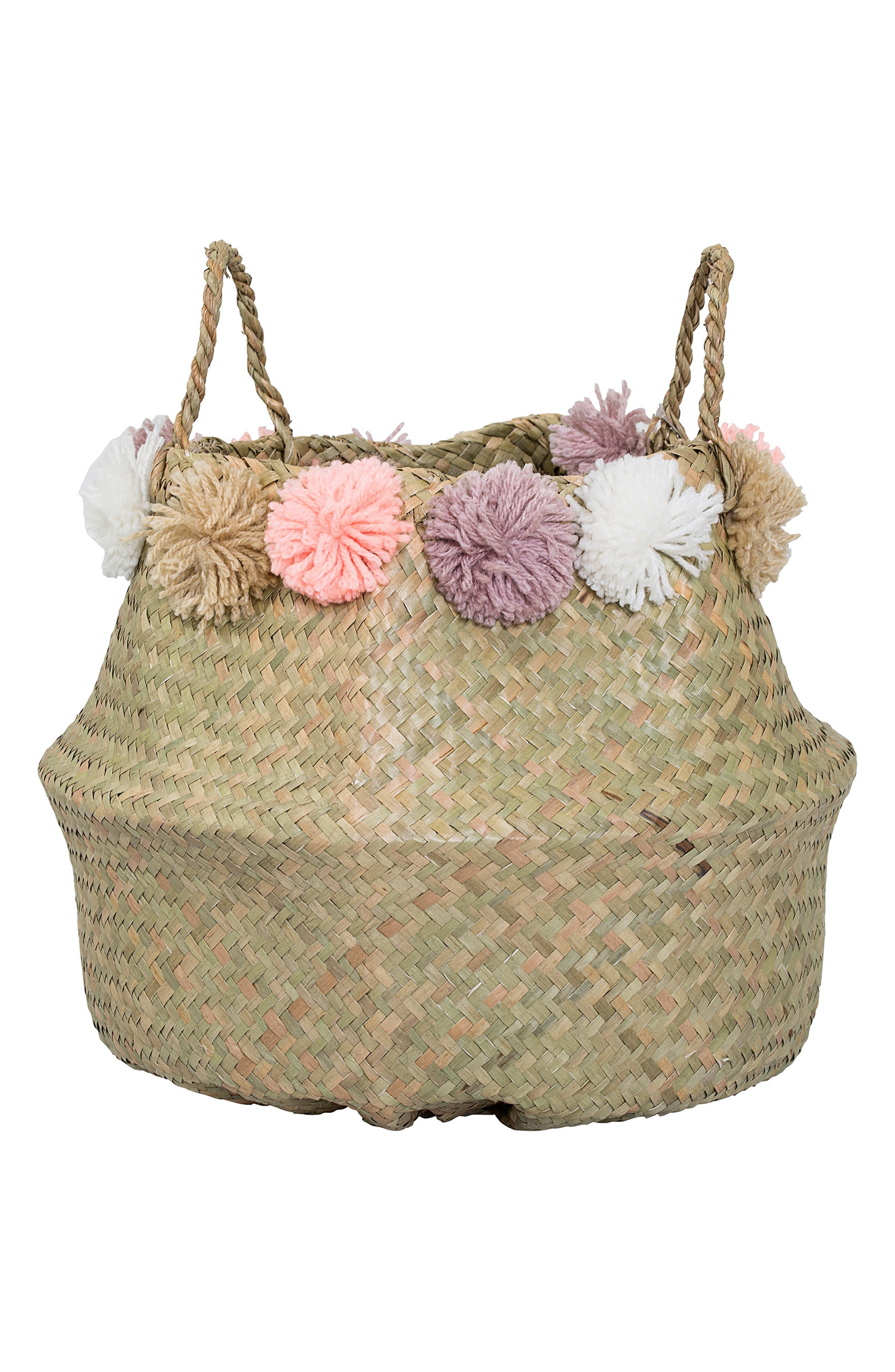 Seagrass Basket,                             Main thumbnail 1, color,                             250
