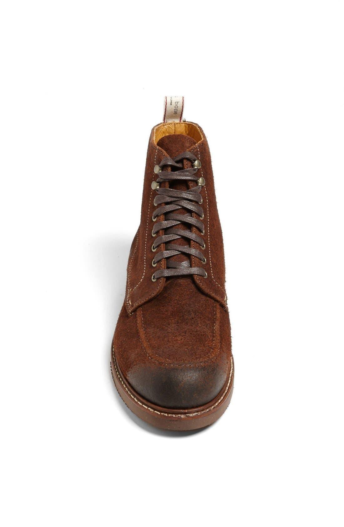 'Rowan' Moc Toe Boot,                             Alternate thumbnail 2, color,                             200