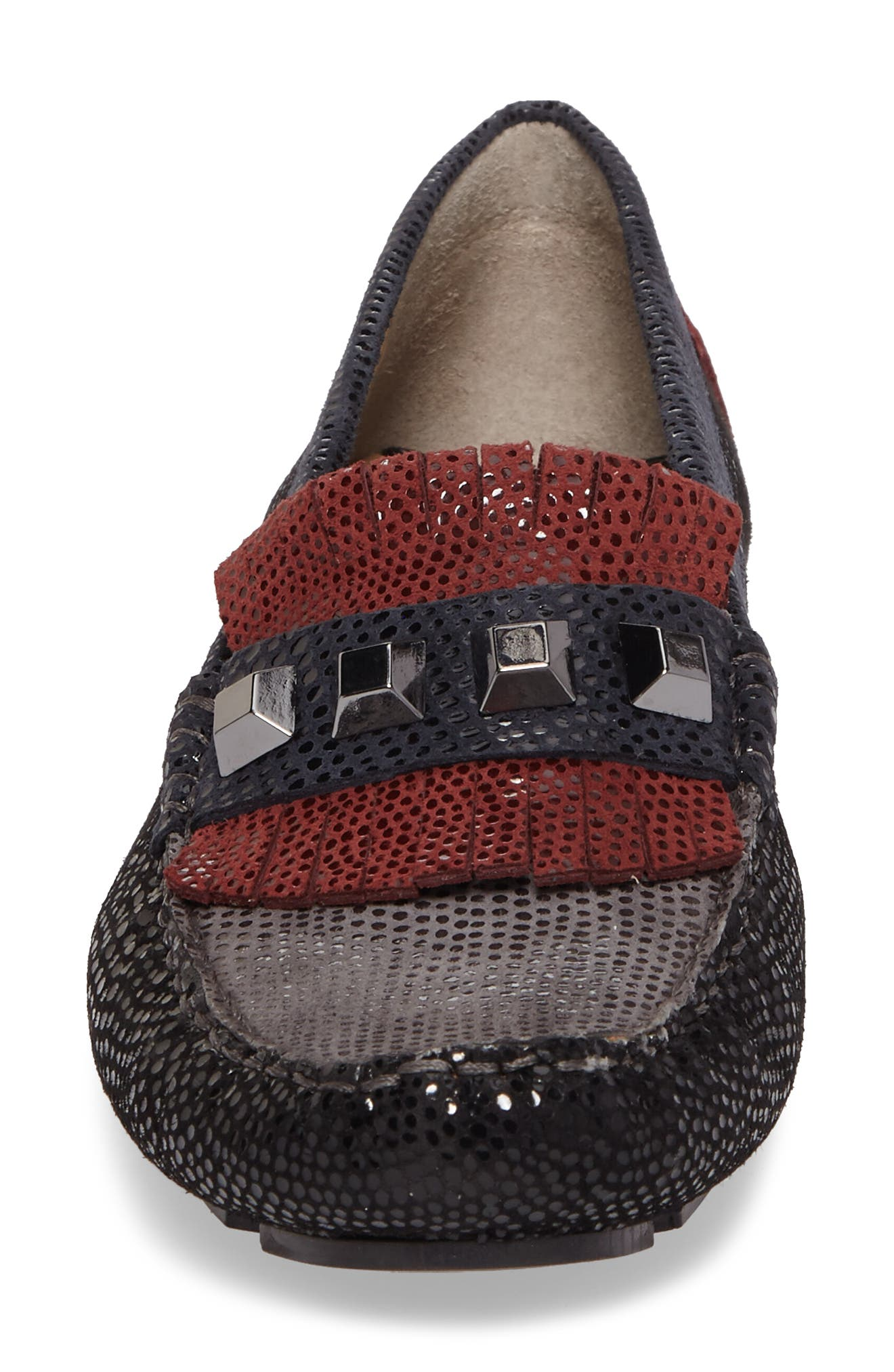 Rumble Loafer,                             Alternate thumbnail 4, color,                             001