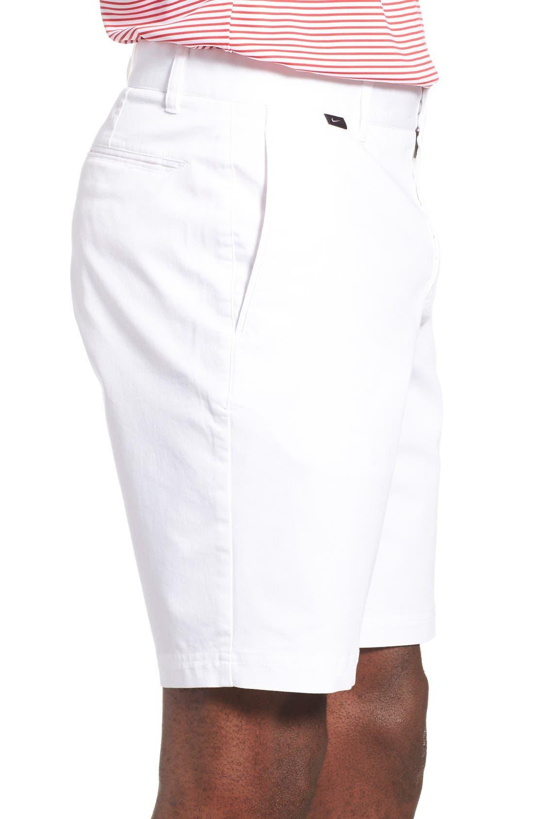 Modern Fit Dri-FIT Golf Shorts,                             Alternate thumbnail 5, color,                             100