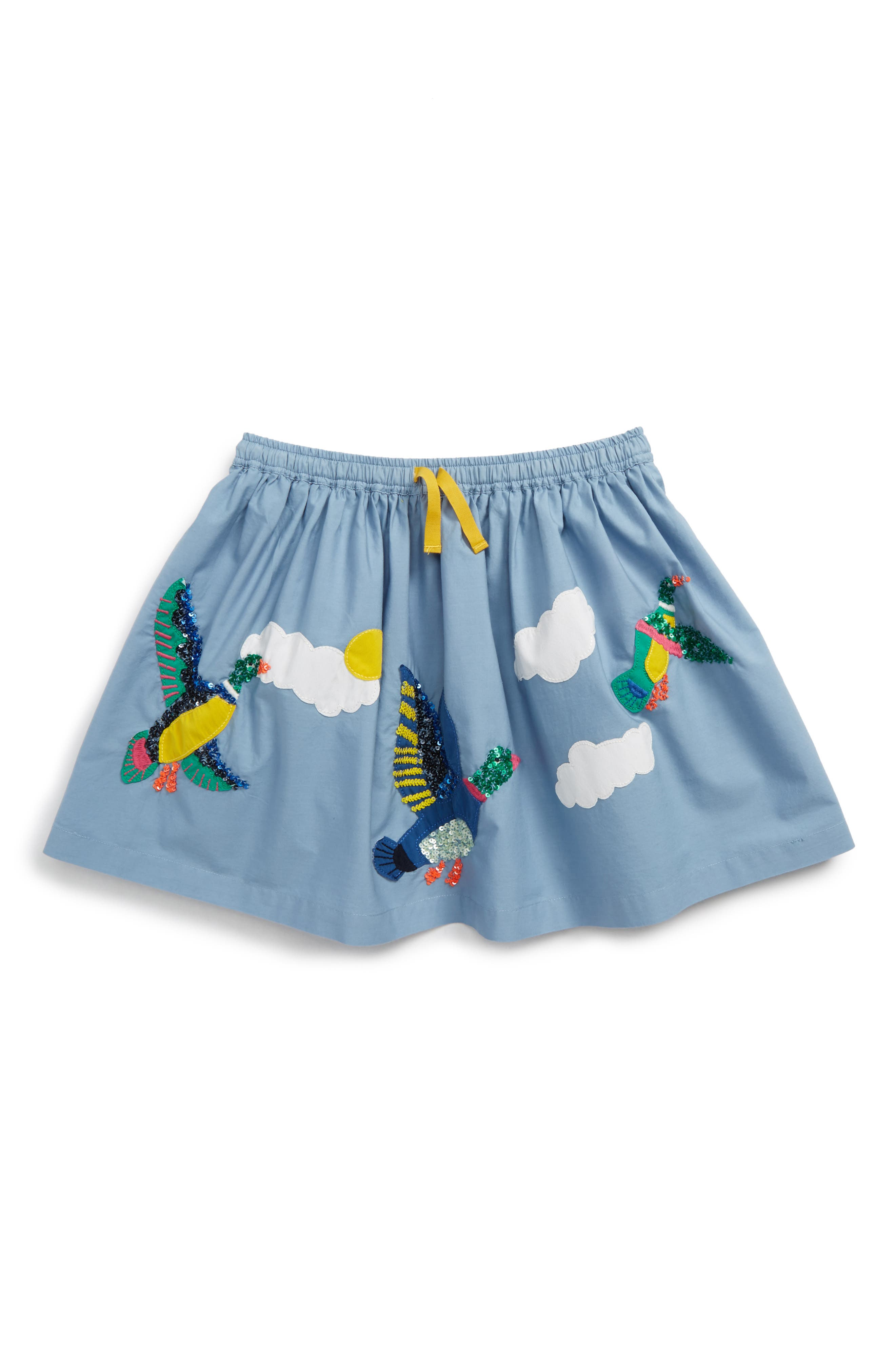Adventure Sequin Skirt,                             Main thumbnail 1, color,                             424