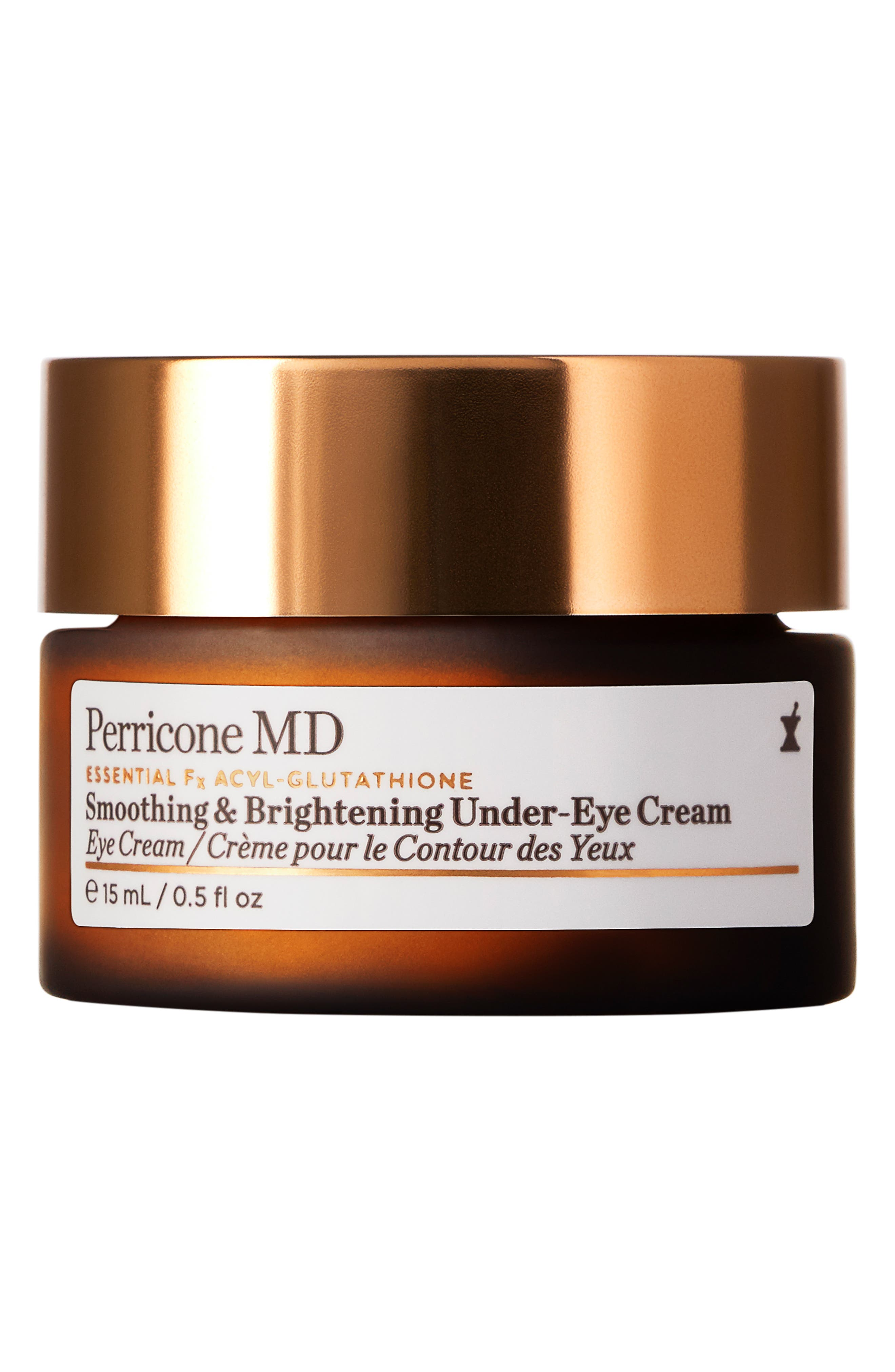 Essential Fx Acyl-Glutathione Smoothing & Brightening Under-Eye Cream,                             Main thumbnail 1, color,                             NO COLOR