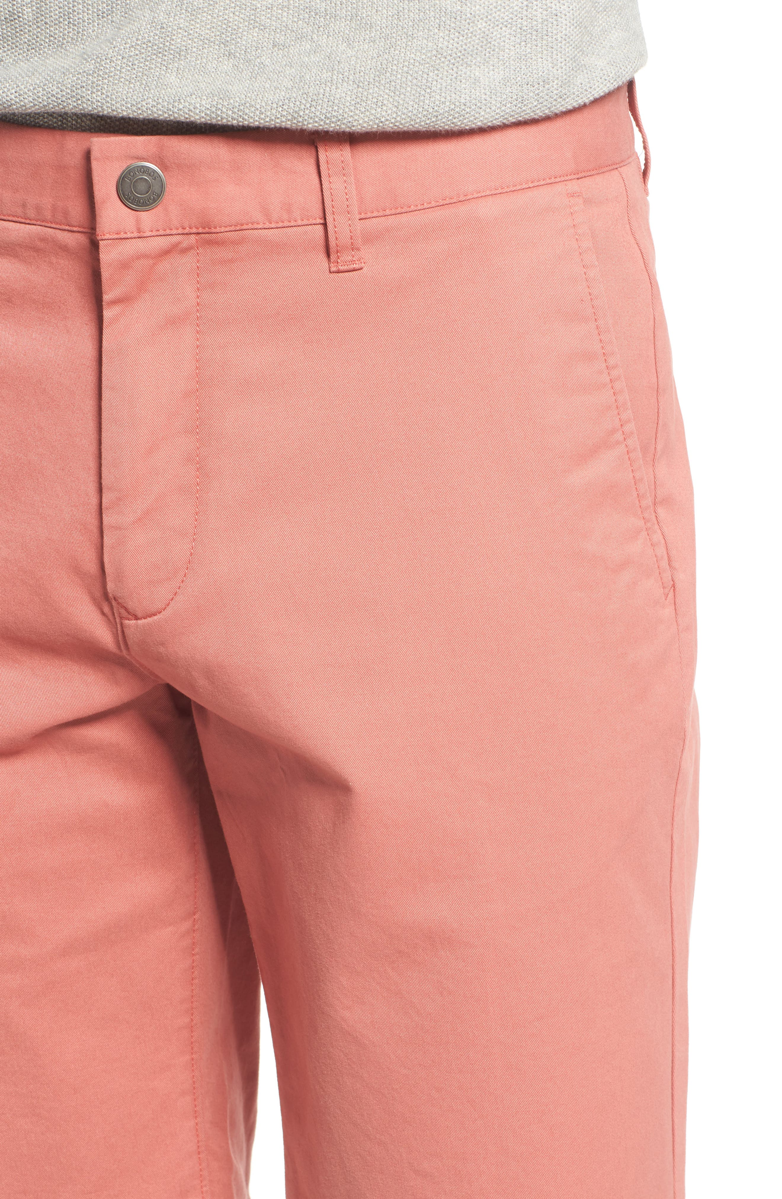 Stretch Washed Chino 11-Inch Shorts,                             Alternate thumbnail 84, color,