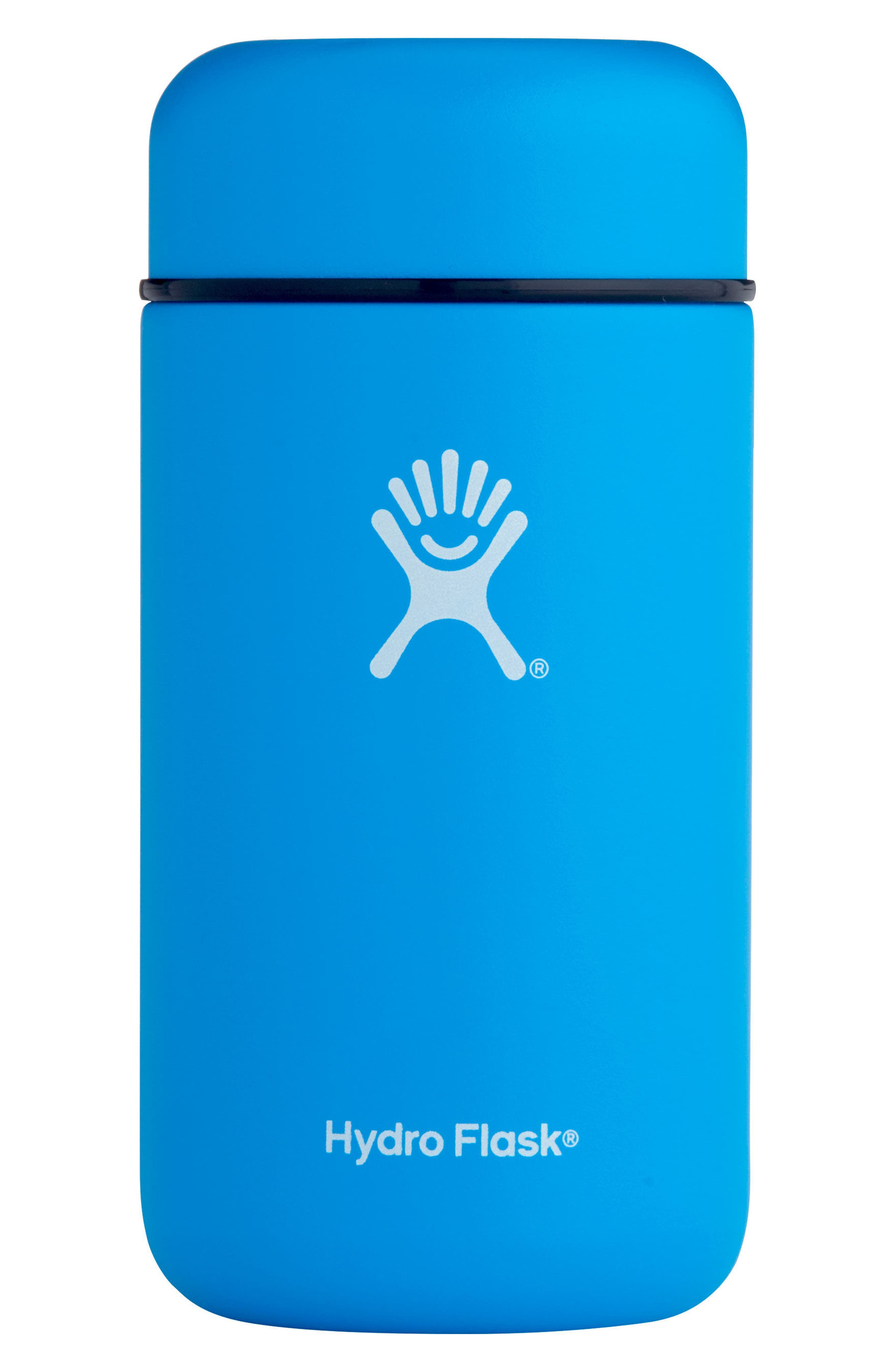 18-Ounce Food Flask,                             Main thumbnail 1, color,                             PACIFIC