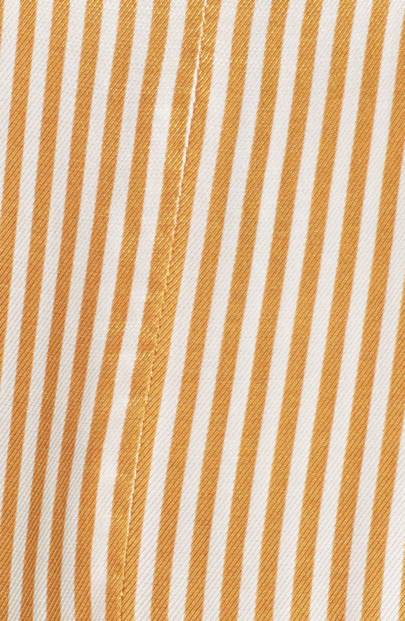 Clara Ruffle Minidress,                             Alternate thumbnail 5, color,                             250