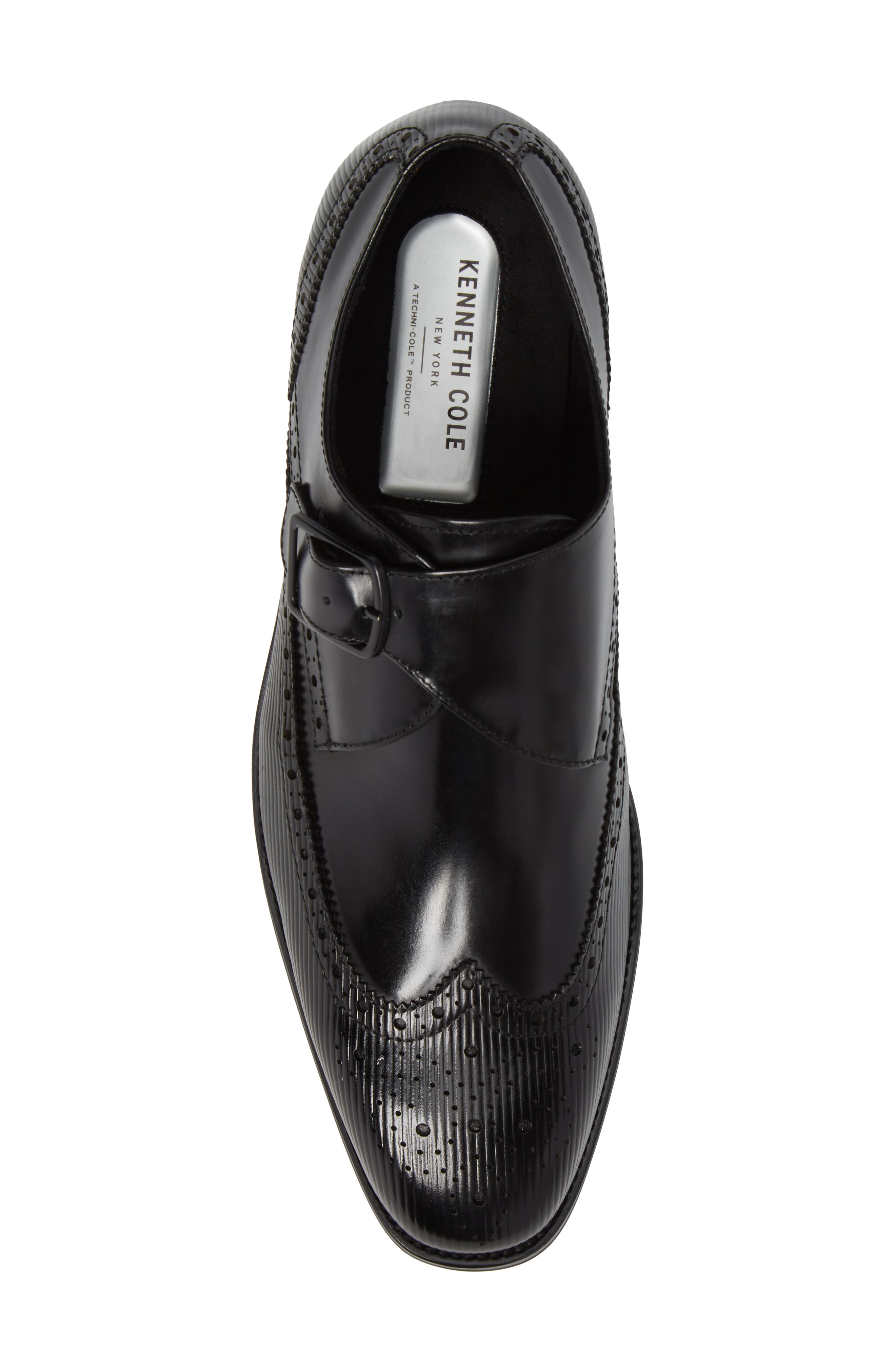 Design Monk Strap Shoe,                             Alternate thumbnail 9, color,