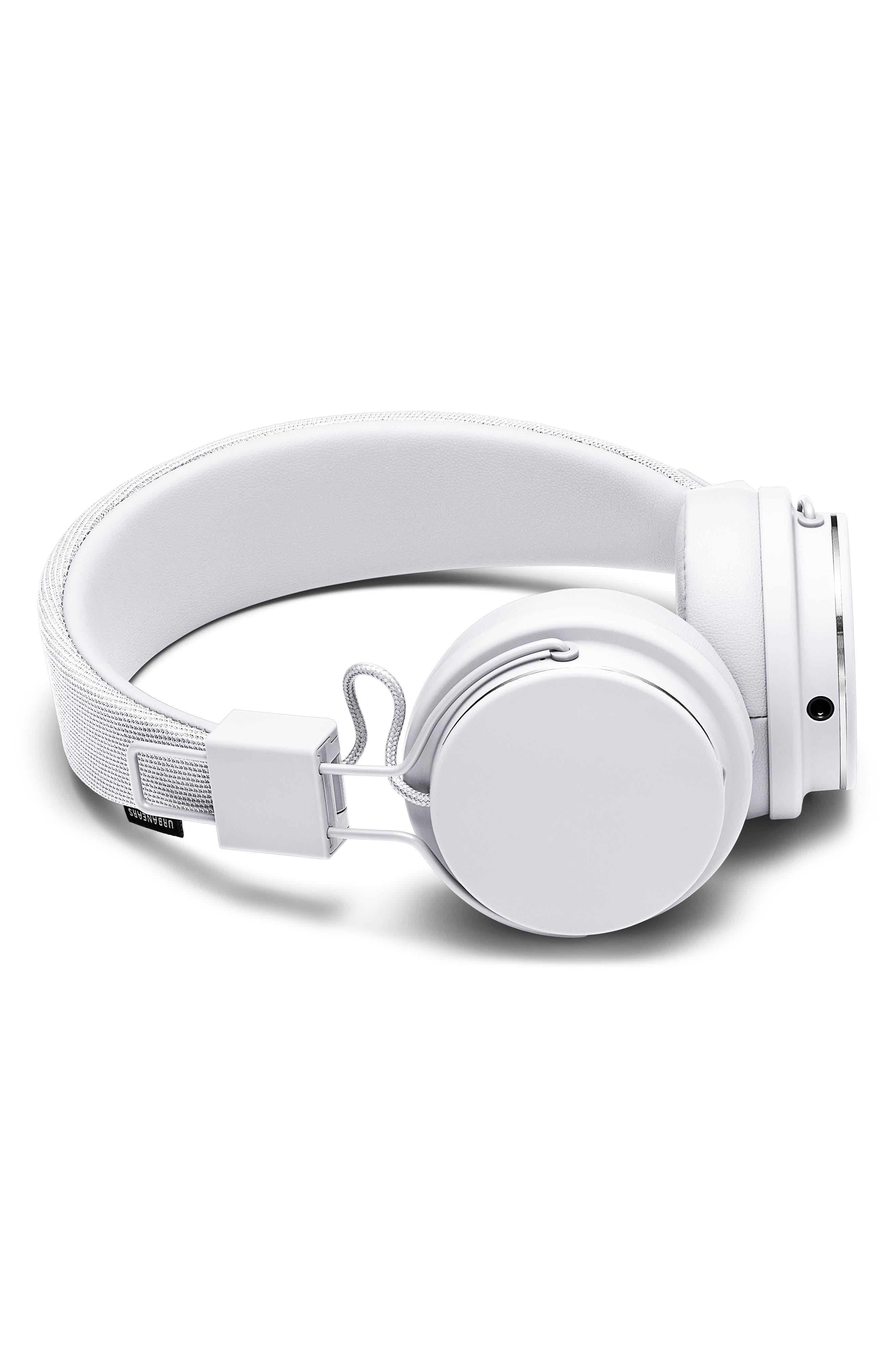 Plattan II On-Ear Headphones,                             Alternate thumbnail 2, color,                             TRUE WHITE