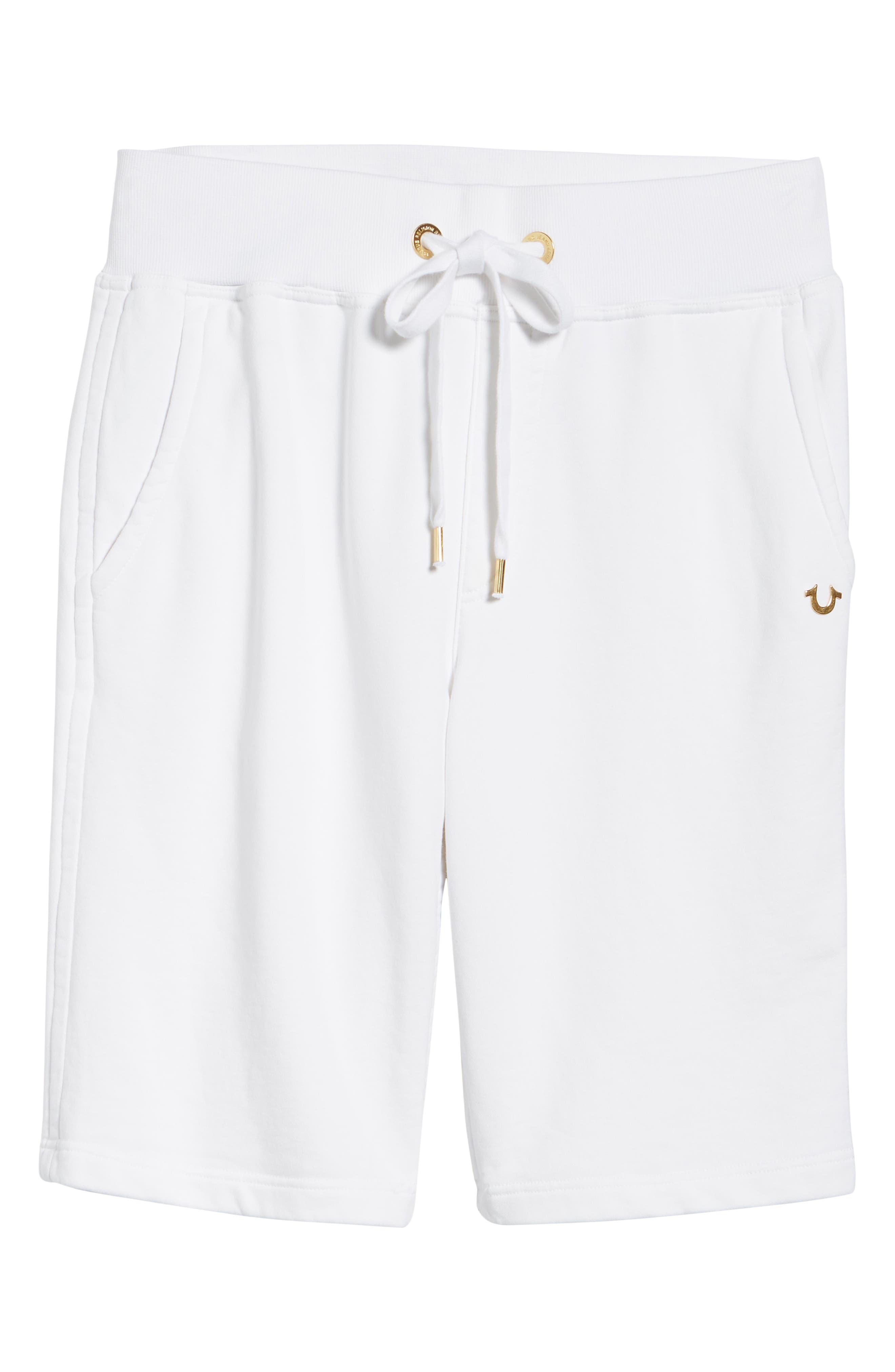 Core Shorts,                             Alternate thumbnail 6, color,                             SOFT WHITE