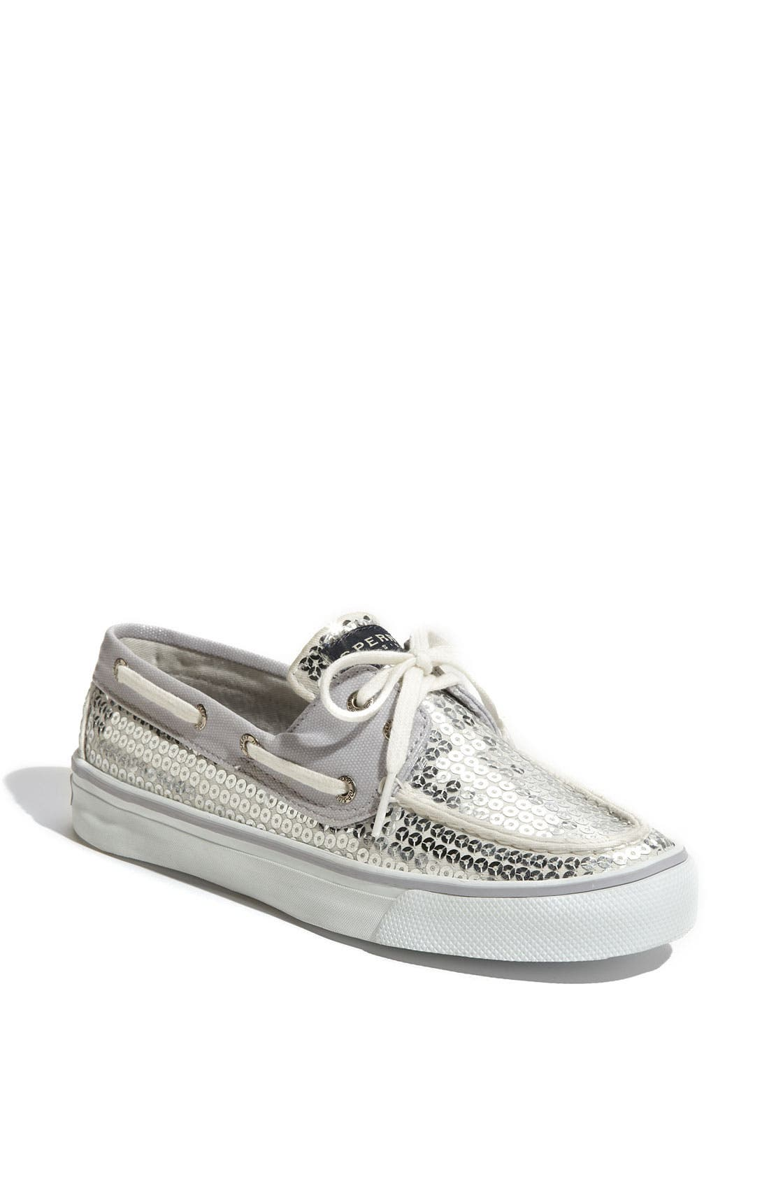 Top-Sider<sup>®</sup> 'Bahama' Sequined Boat Shoe,                             Main thumbnail 13, color,