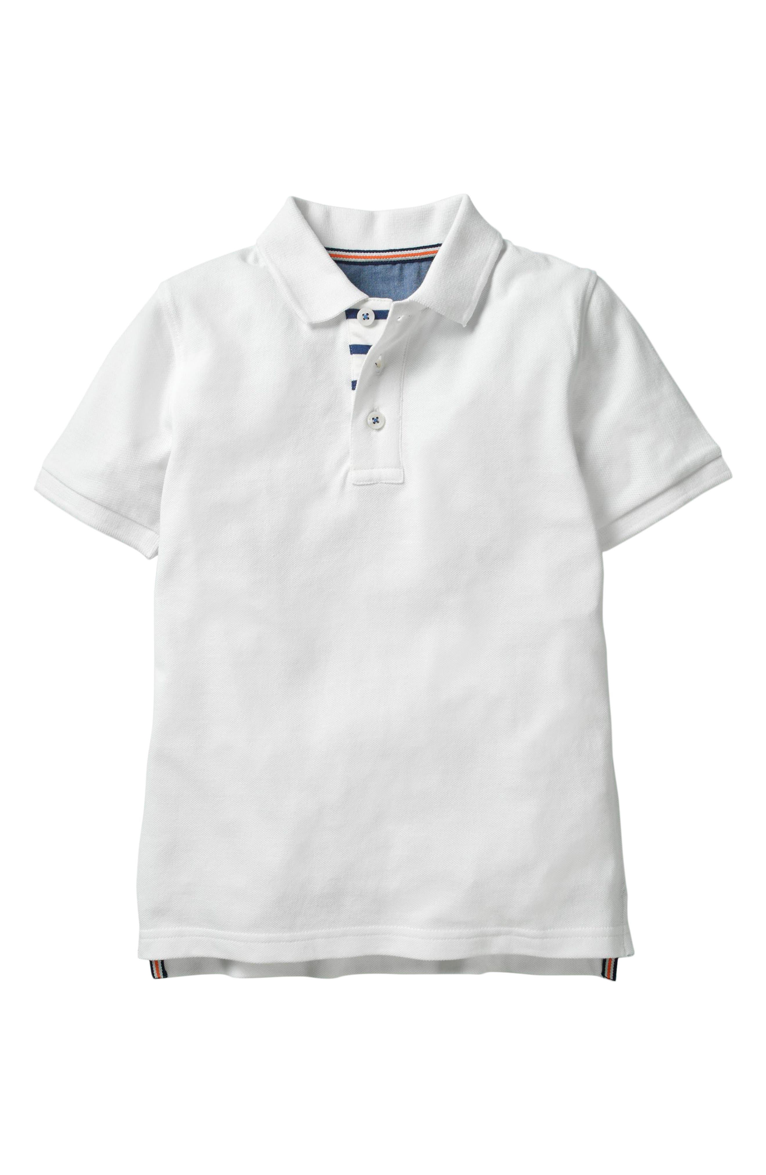 Piqué Polo,                         Main,                         color, 100