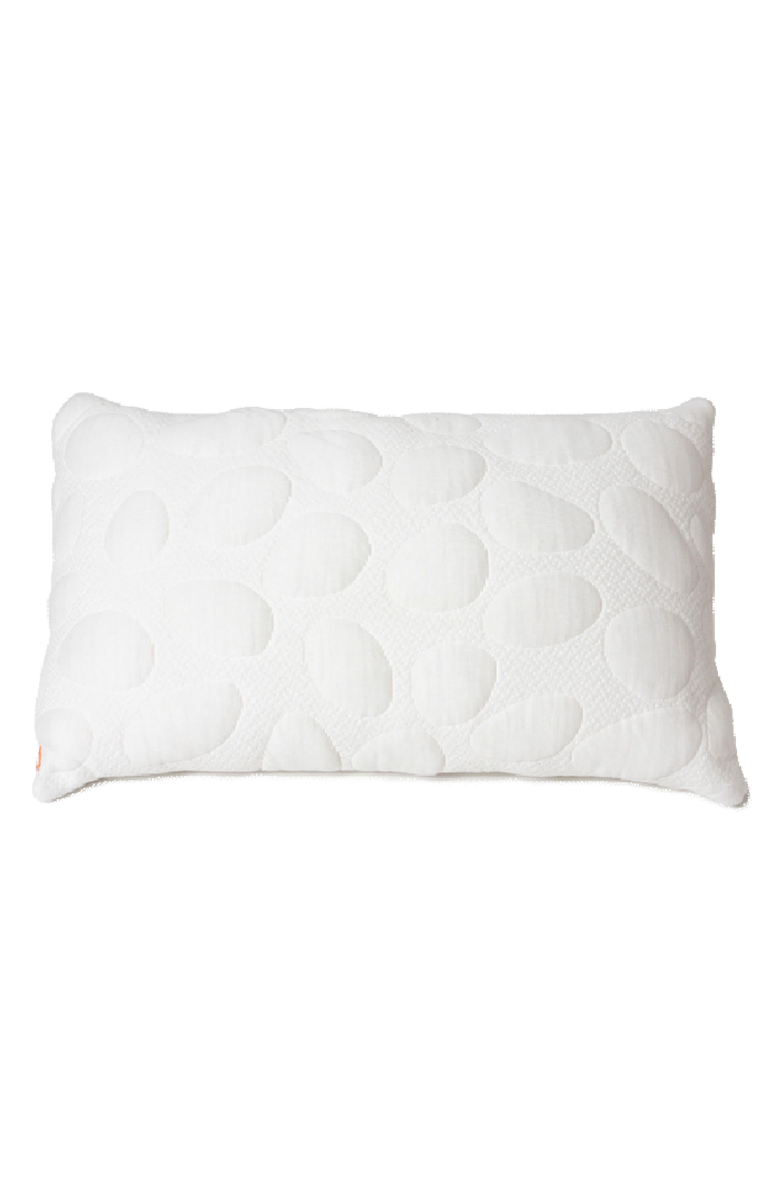 NOOK SLEEP SYSTEMS,                             Nook Pebble Jr. Pillow,                             Main thumbnail 1, color,                             100