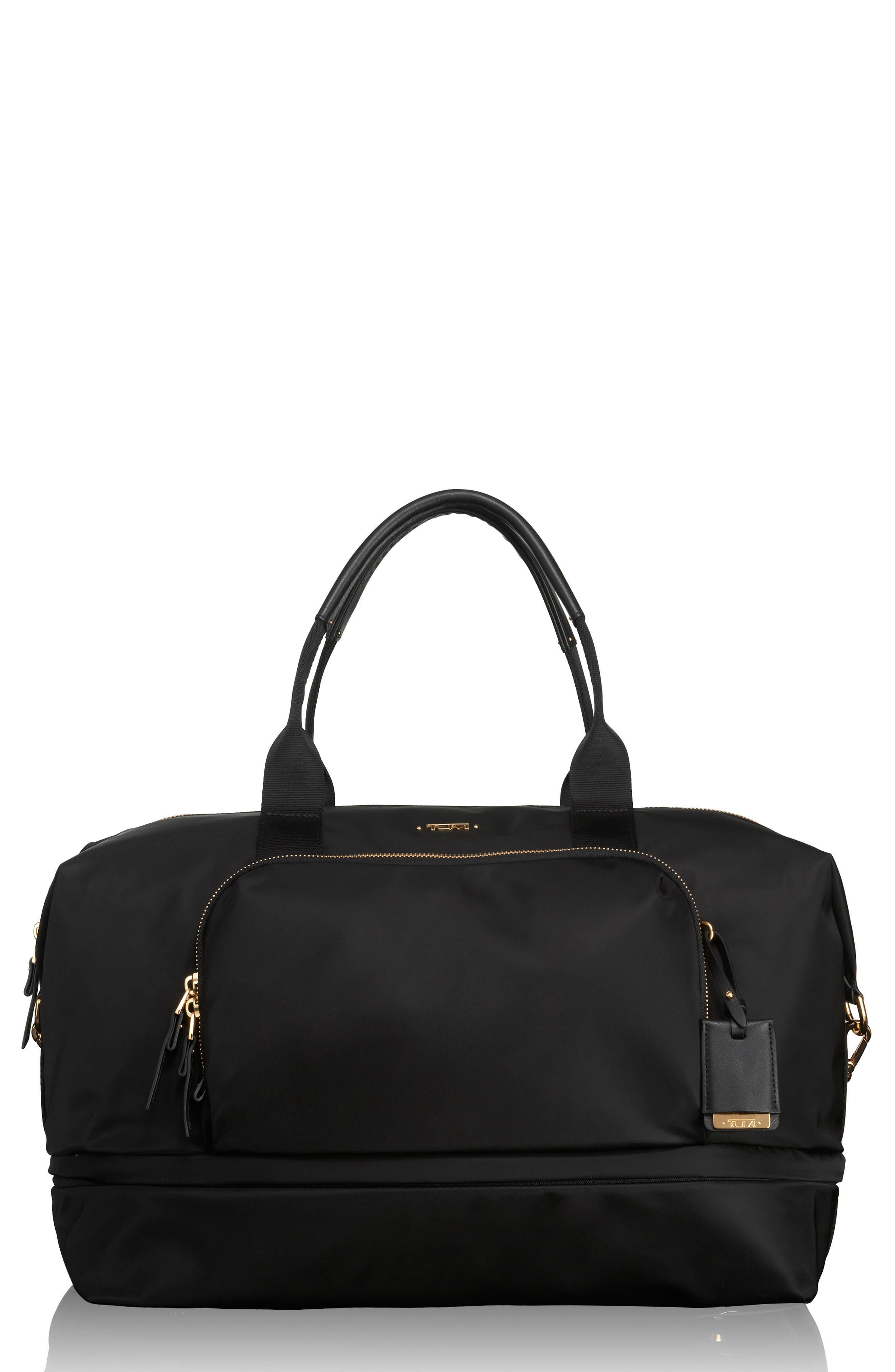 Durban Expandable Duffel Bag,                             Alternate thumbnail 3, color,                             001