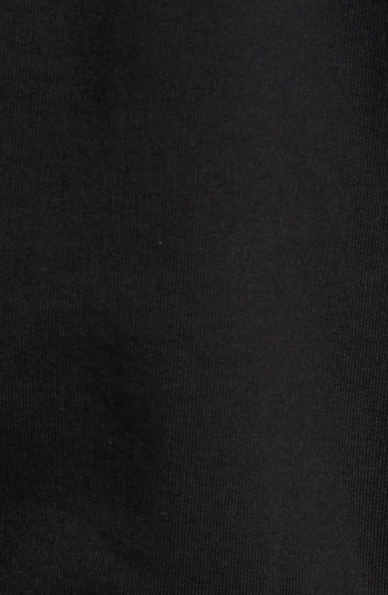 Varsity Heavyweight Terry Jacket,                             Alternate thumbnail 6, color,                             001