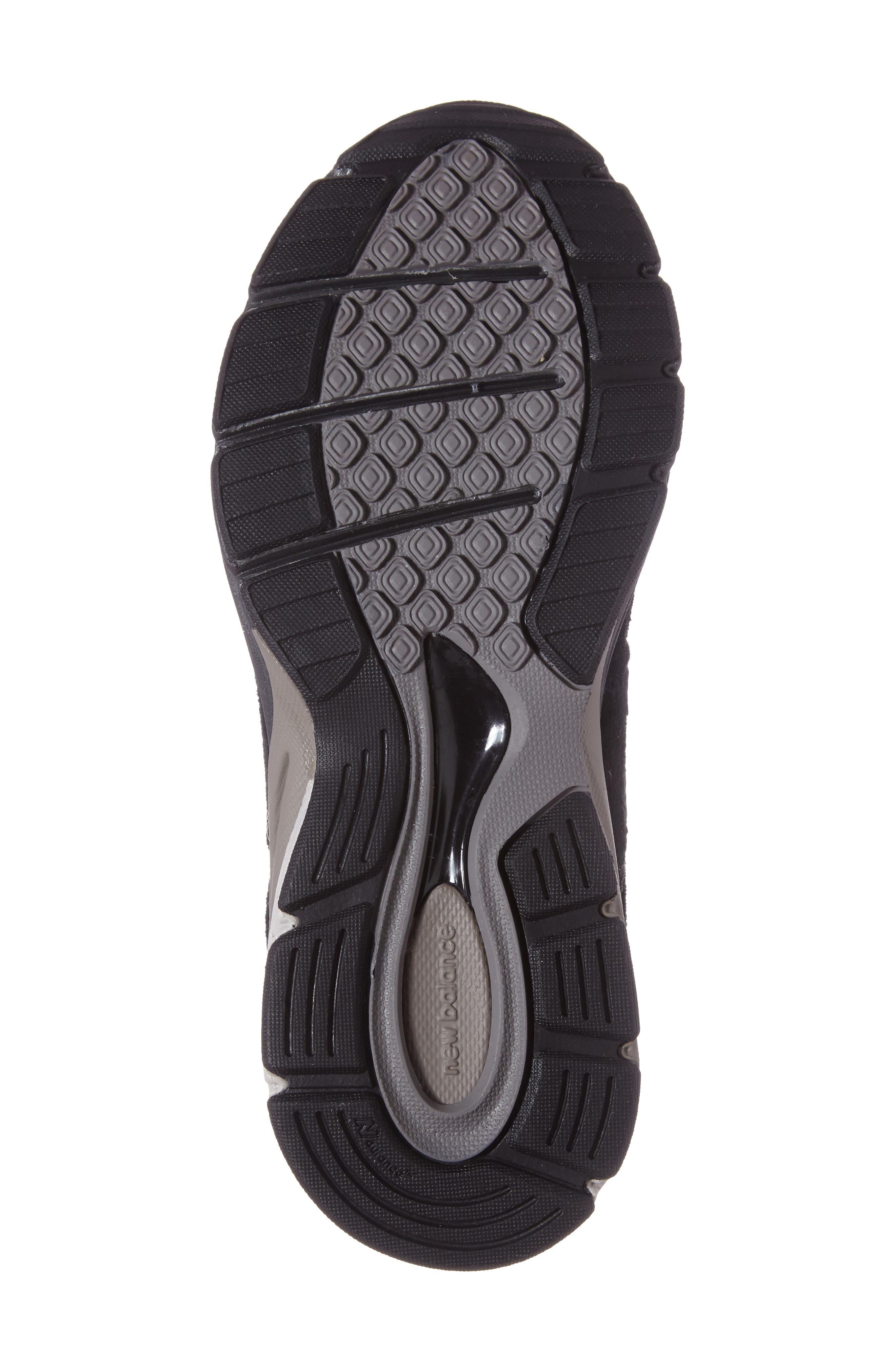 990v4 Sneaker,                             Alternate thumbnail 4, color,                             001