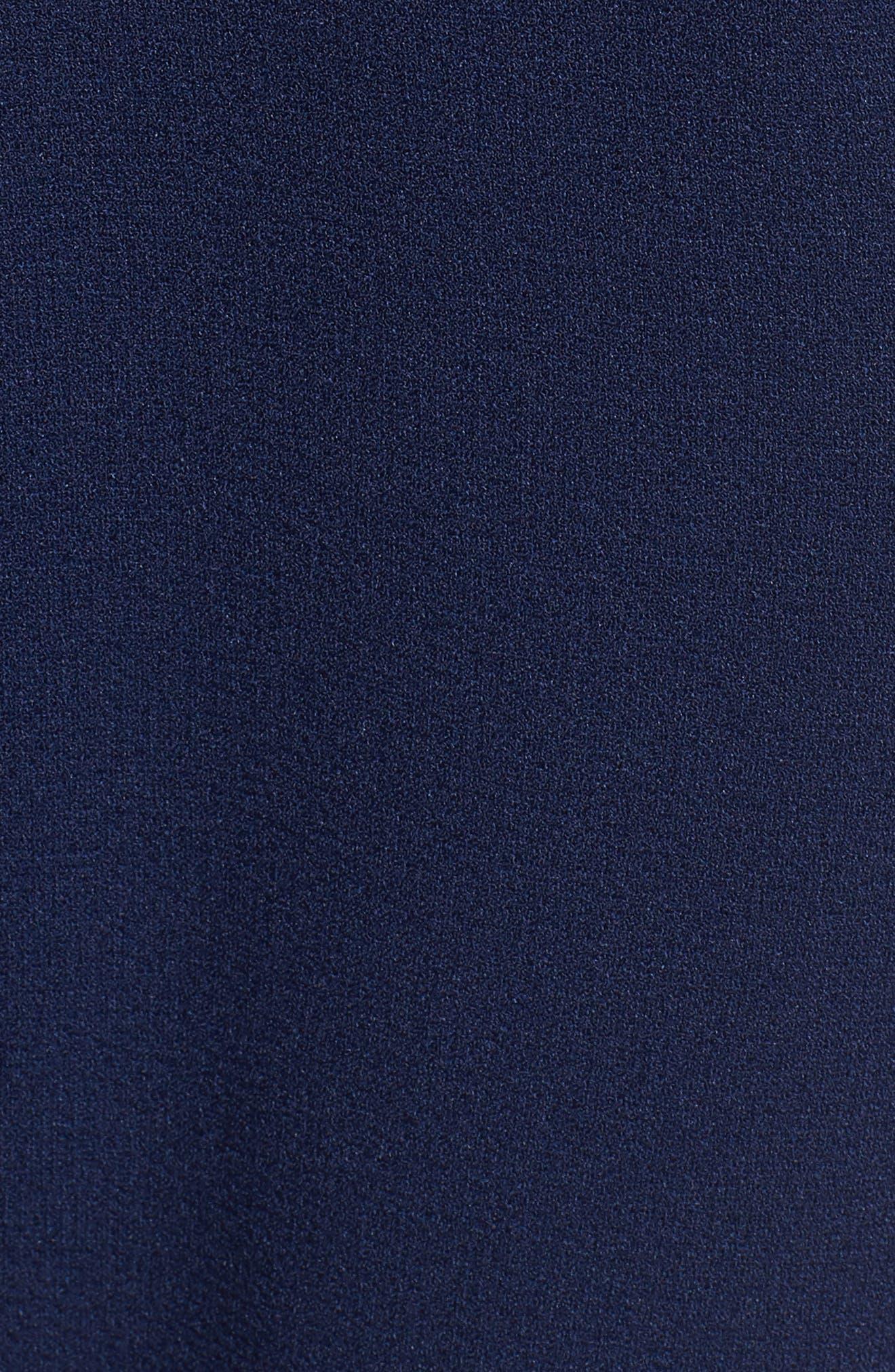 Paperbag Waist Crop Pants,                             Alternate thumbnail 5, color,                             401