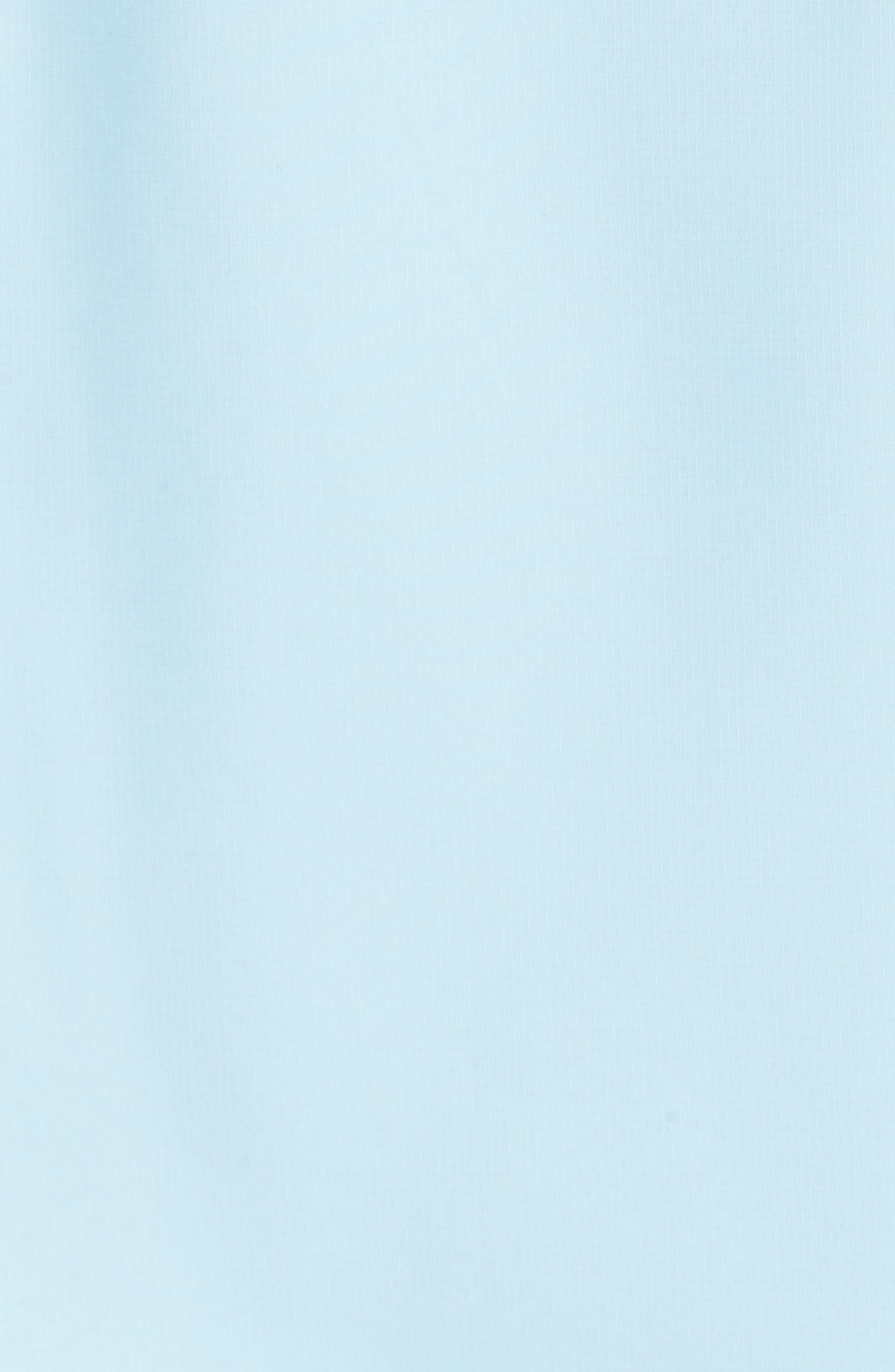 NIKE,                             Windrunner Colorblock Jacket,                             Alternate thumbnail 7, color,                             OCEAN BLISS/ AEGEAN STORM