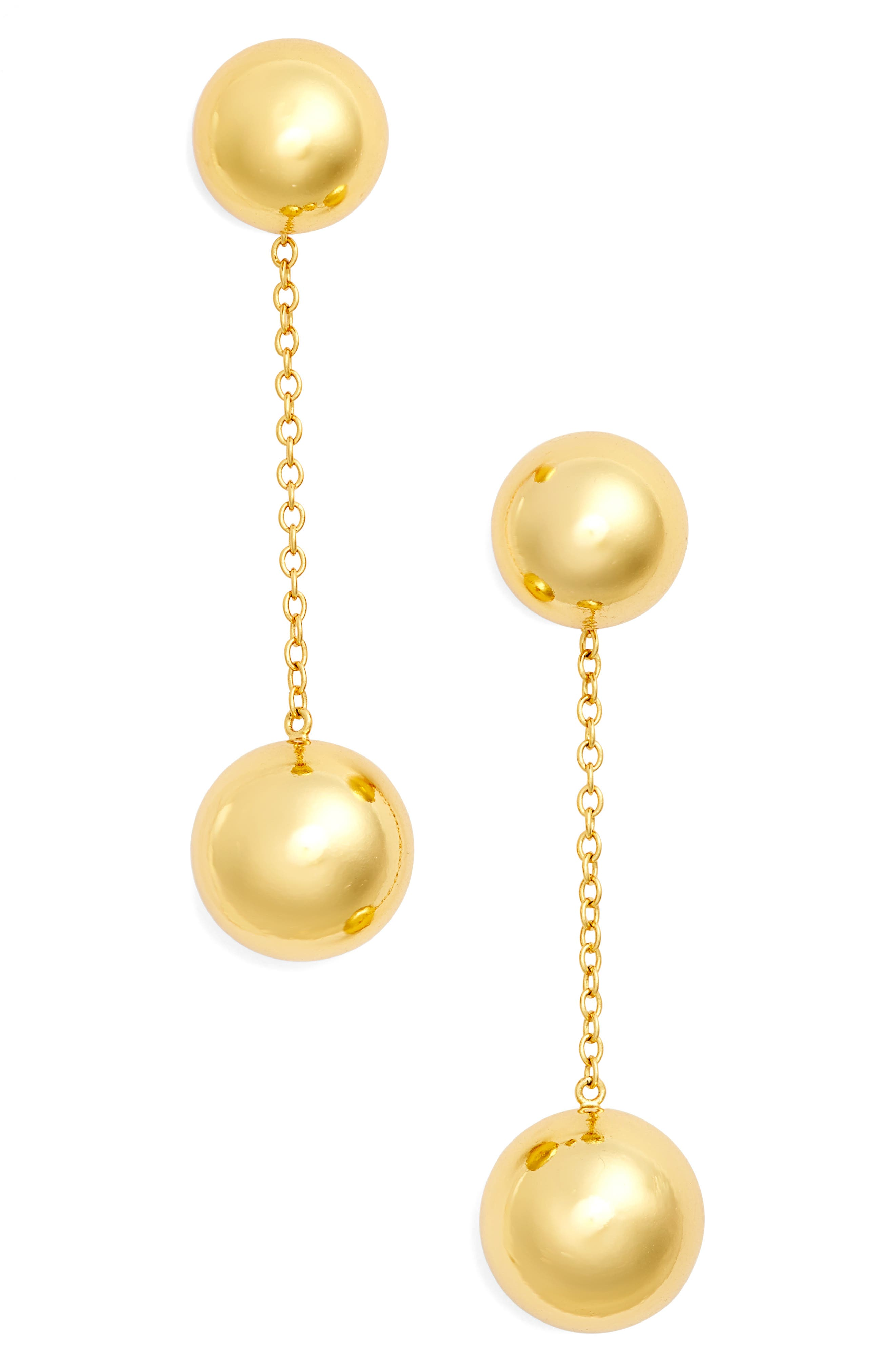 Newport Drop Earrings,                         Main,                         color, 710