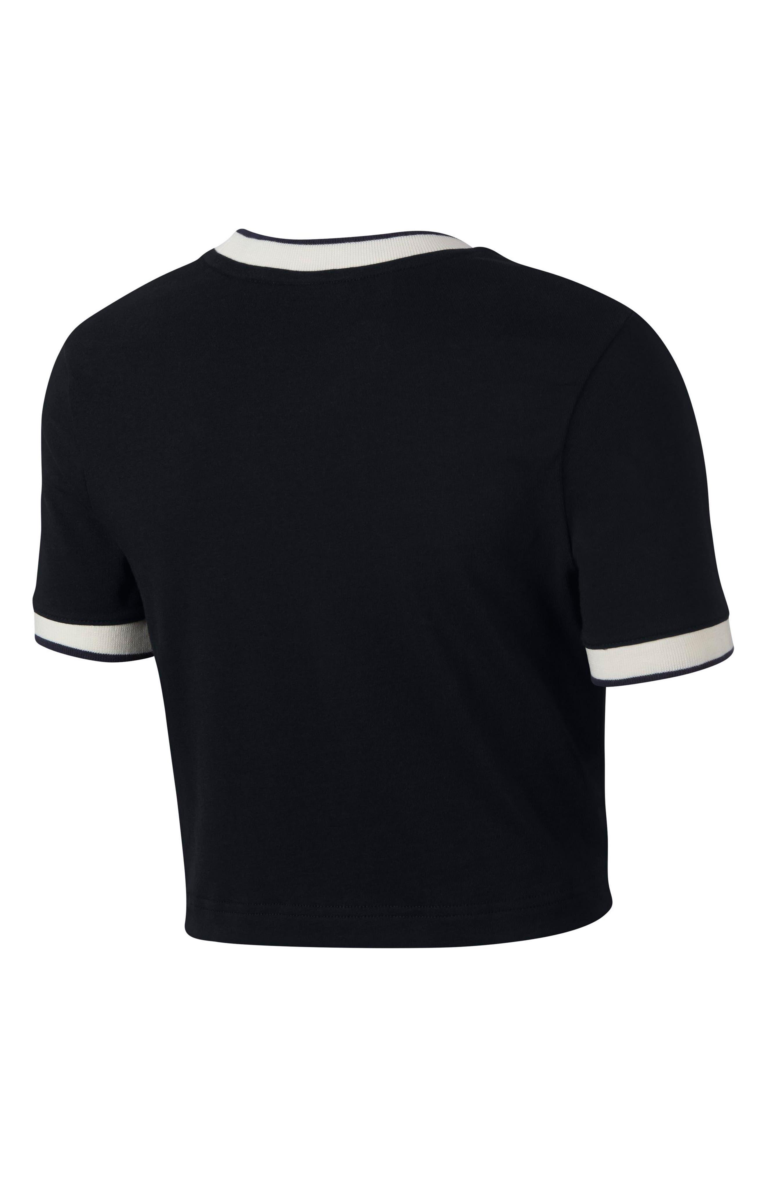 Sportswear Crop Top,                             Alternate thumbnail 9, color,                             010