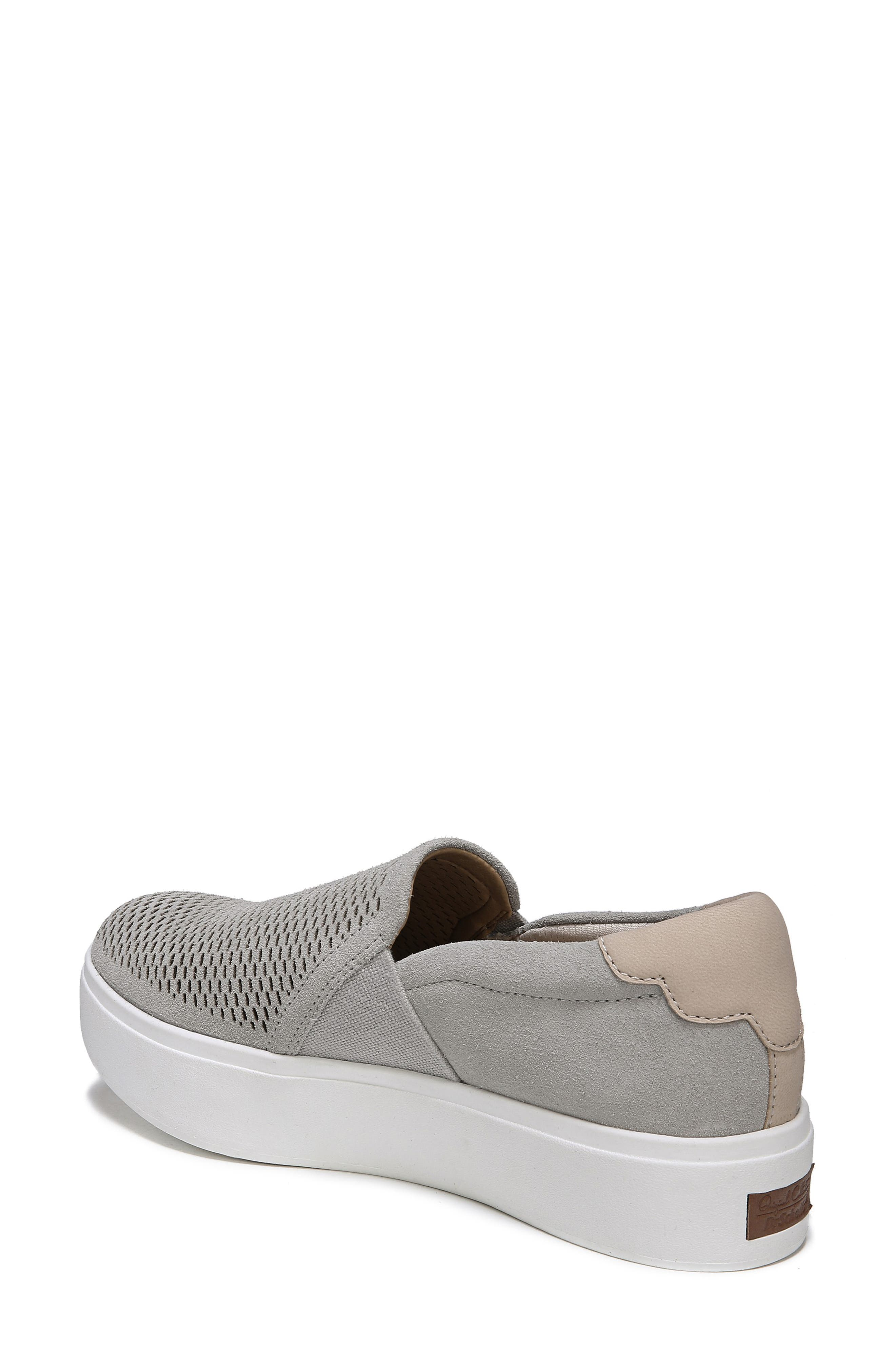 Abbot Lux Sneaker,                             Alternate thumbnail 2, color,                             GREY LEATHER