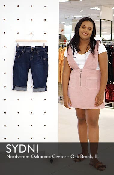 'Palerme' Cuff Bemuda Shorts, sales video thumbnail