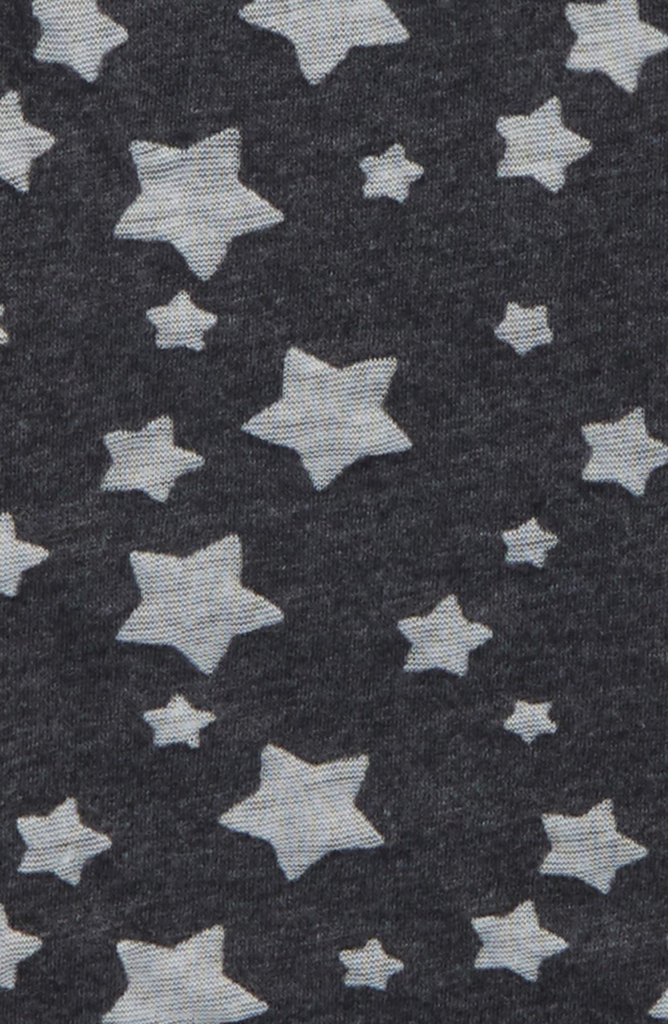 Cameron Flutter Sleeve Top,                             Alternate thumbnail 2, color,                             020