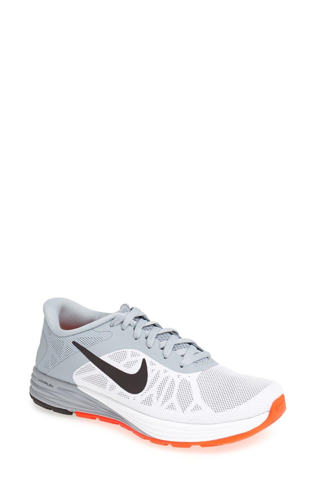 'LunarLaunch' Running Shoe, Main, color, 101