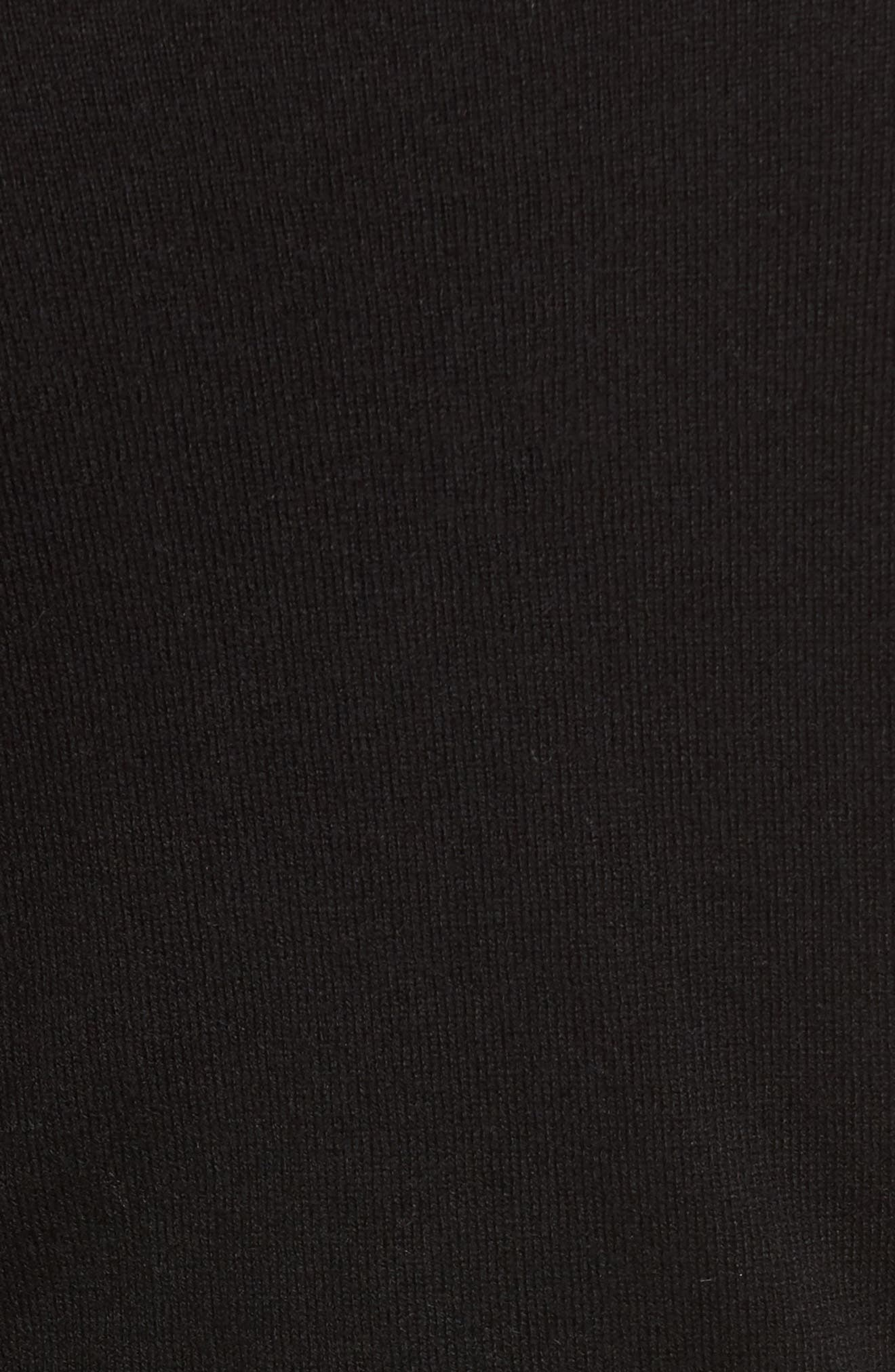Corset Tunic Sweater,                             Alternate thumbnail 9, color,