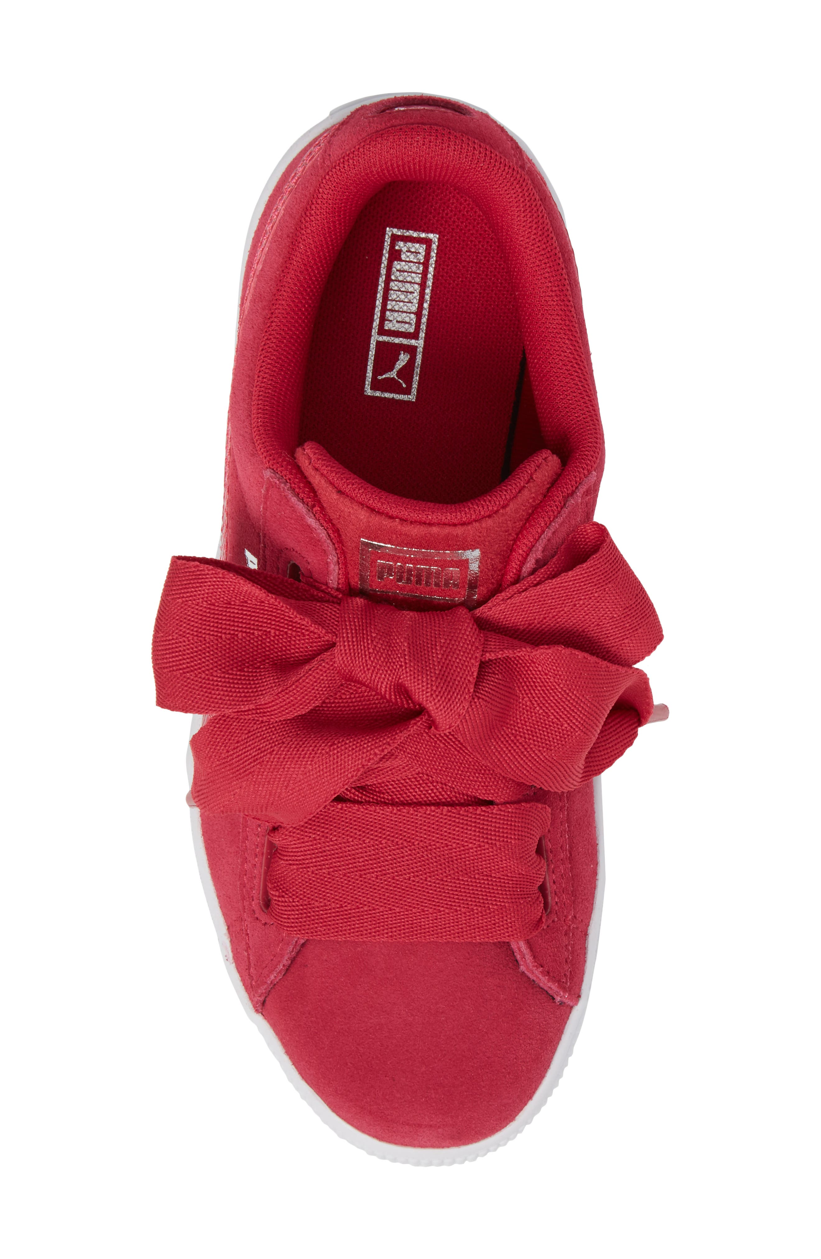 Basket Heart Sneaker,                             Alternate thumbnail 15, color,