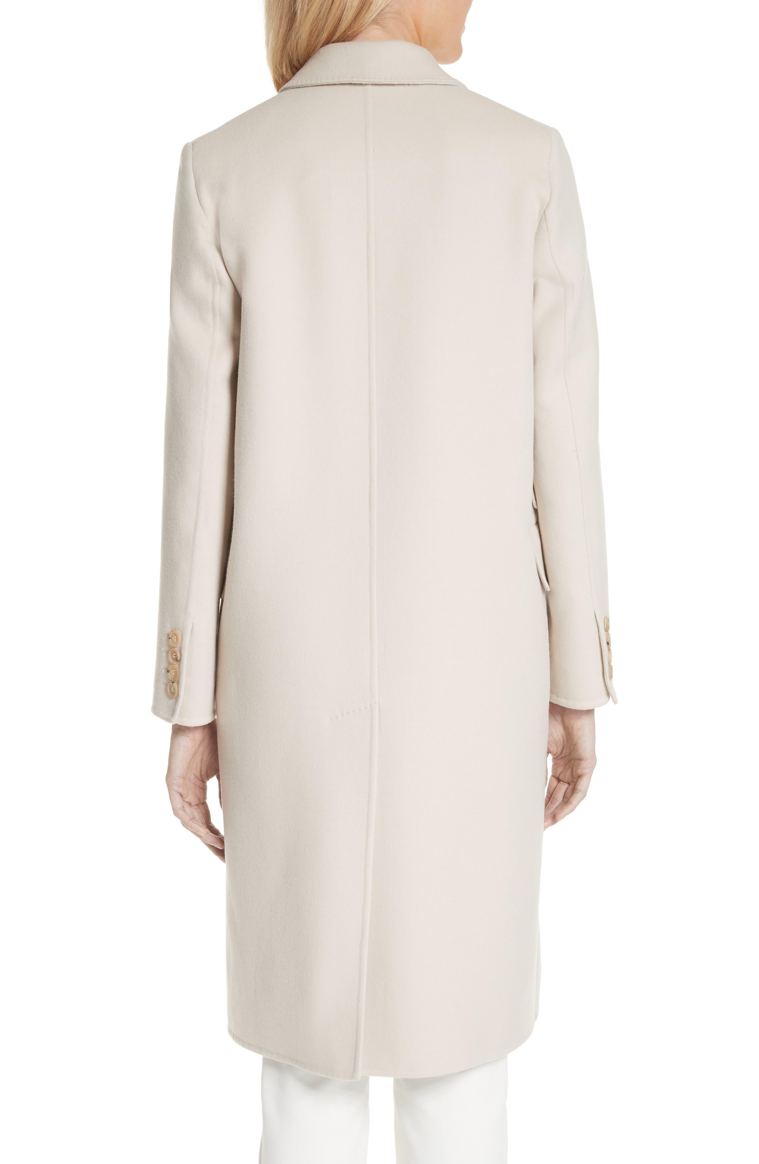 Armonia Wool & Cashmere Coat,                             Alternate thumbnail 2, color,                             906