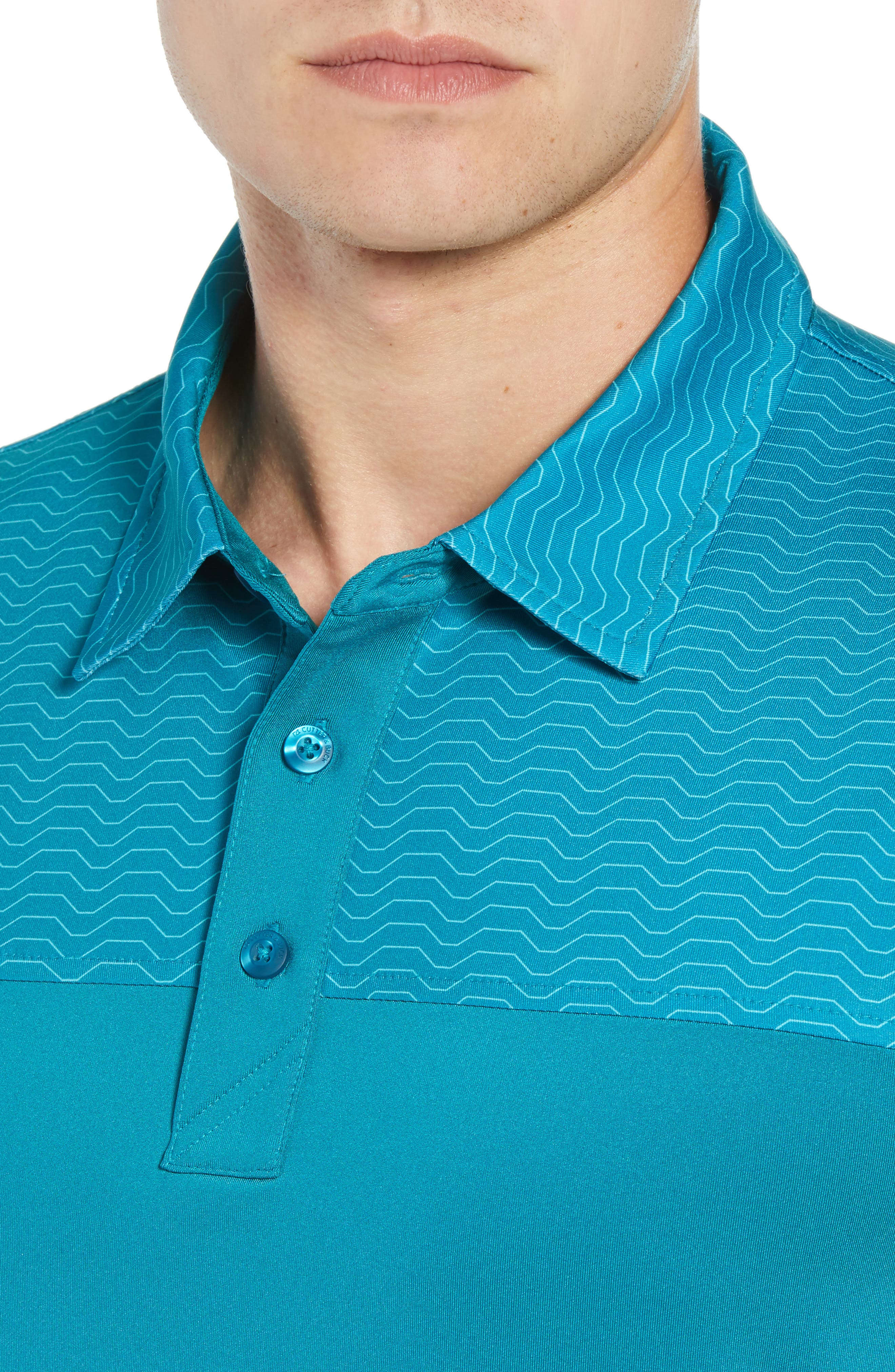 CUTTER & BUCK,                             Kevin DryTec Polo,                             Alternate thumbnail 4, color,                             400